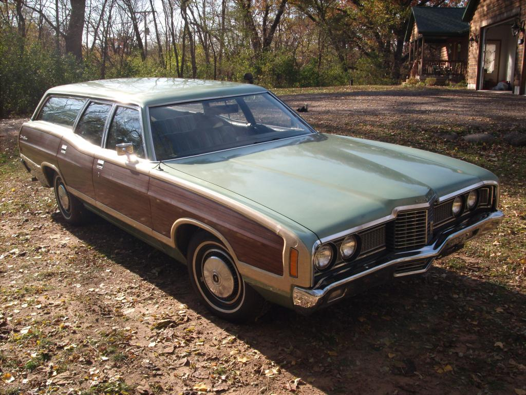1972 Ford LTD Country Squire Station Wagon | Flickr - Photo Sharing!