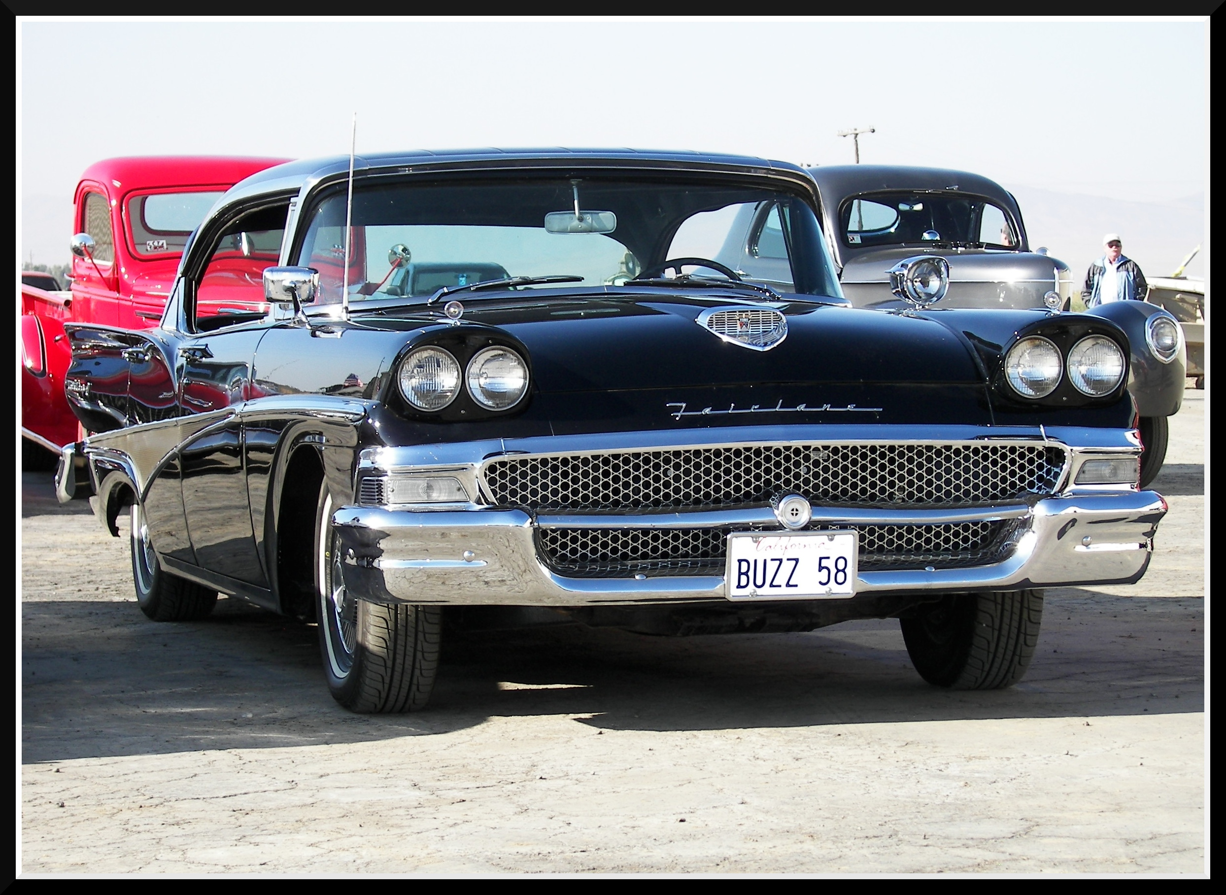 58 Ford Fairlane | Flickr - Photo Sharing!