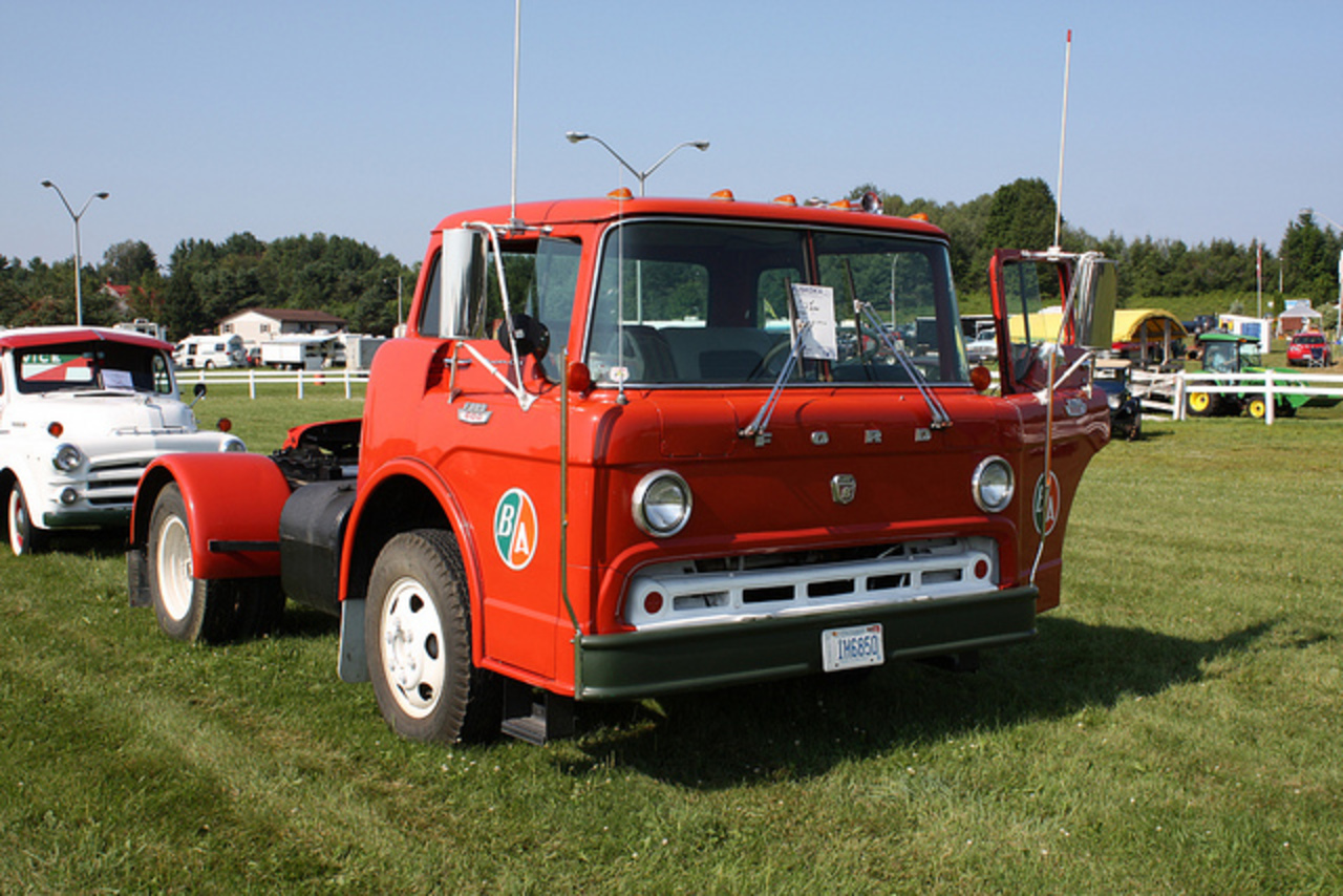 1968 Ford C 600 Pictures To Pin On Pinterest Pinsdaddy