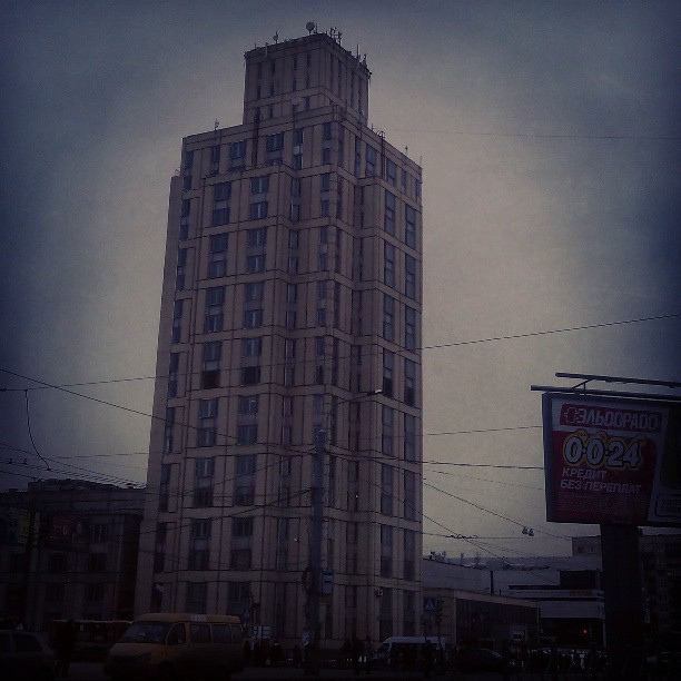 Russia #architect #dick #dark #house #SaintPetersburg | Flickr ...