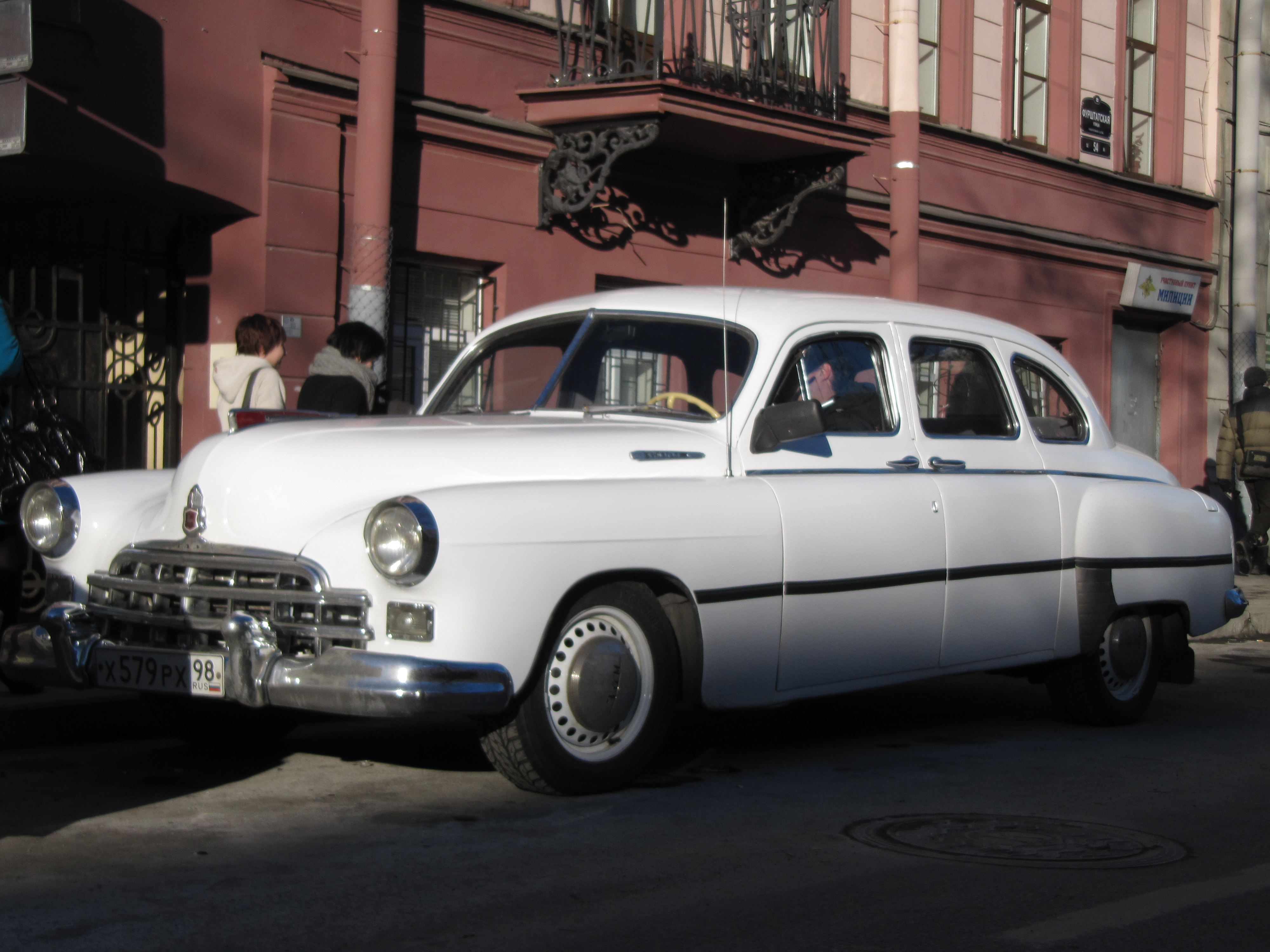 SPB GAZ-12 ZIM | Flickr - Photo Sharing!