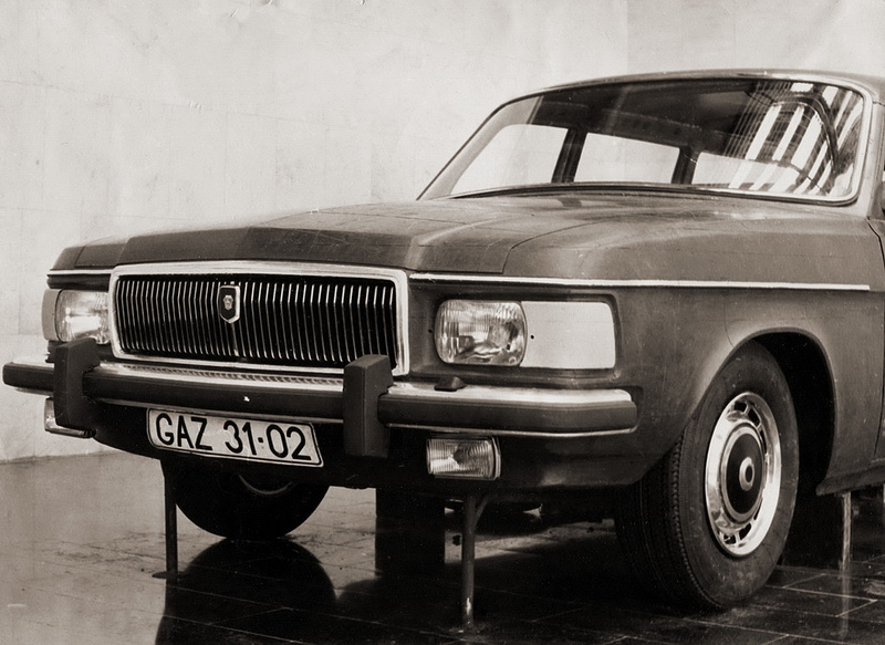 GAZ Volga 3102 | Flickr - Photo Sharing!