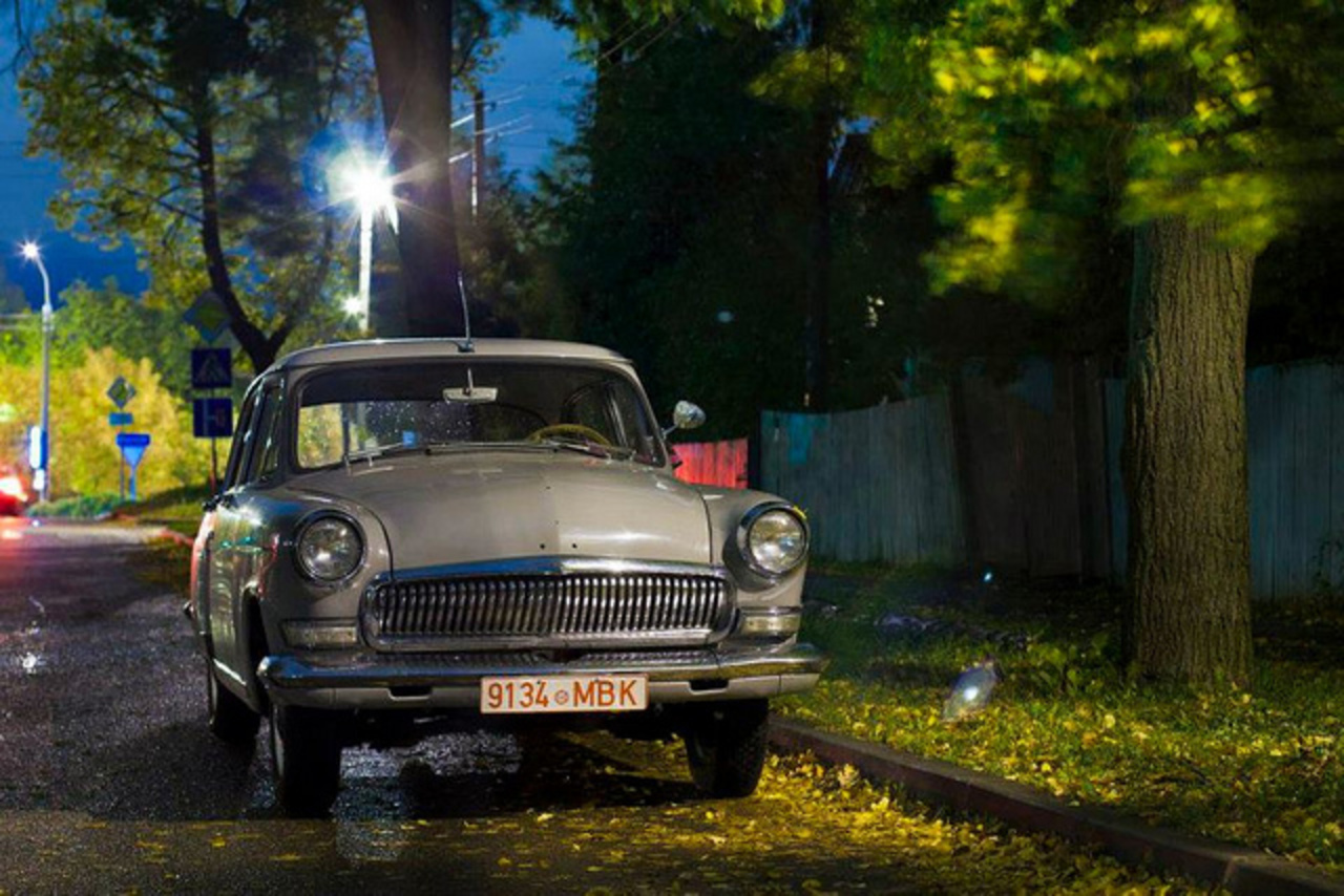 Flickr: The Communist Classic Cars Panorama Pool