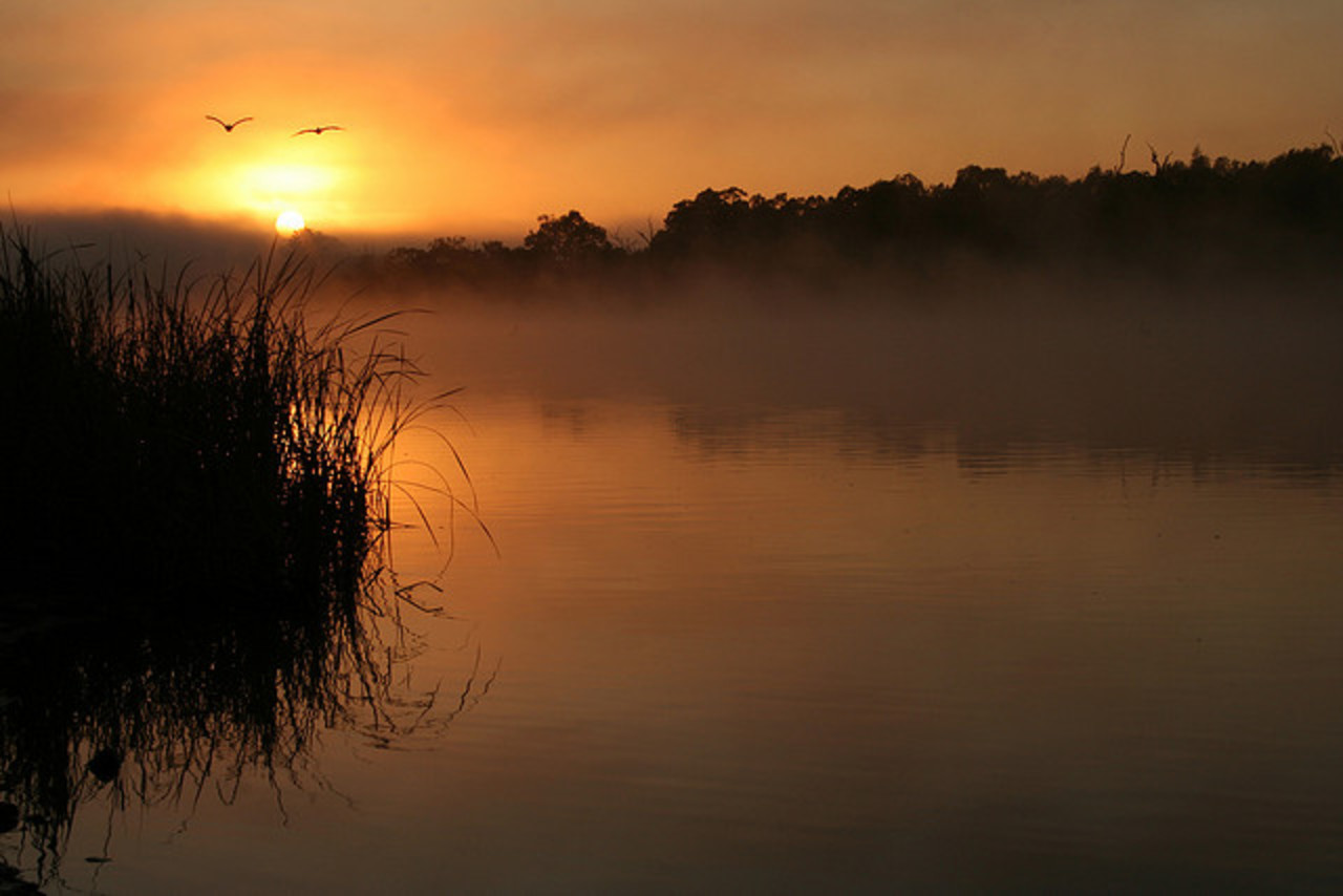 Sunrise on the Murray | Flickr - Photo Sharing!