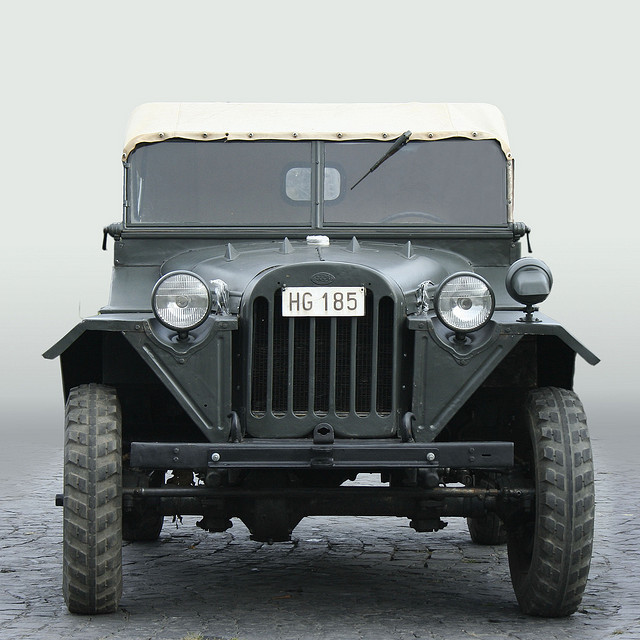 Sovjet GAZ 67 jeep 1943-1953 from Budapest | Flickr - Photo Sharing!