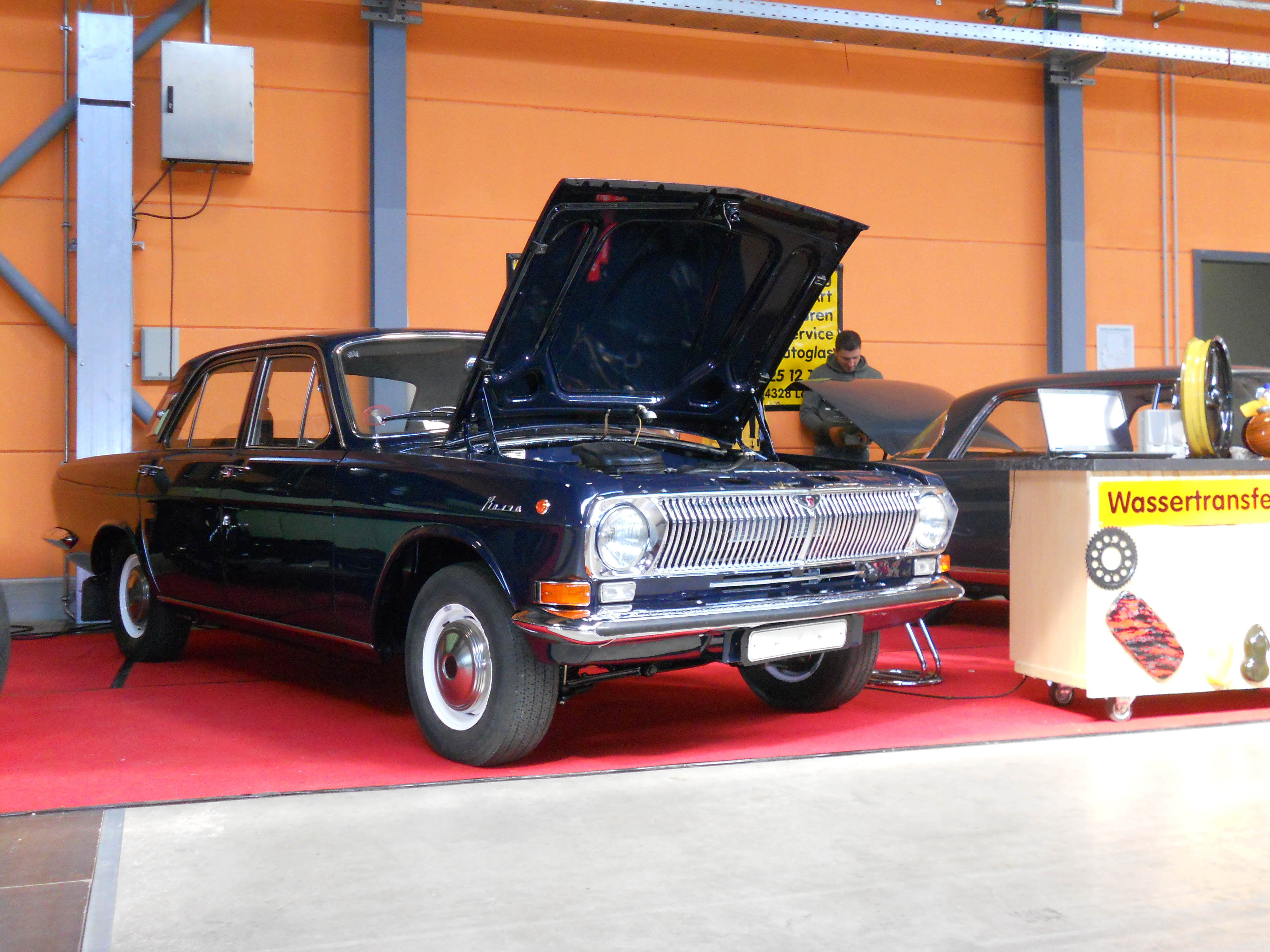 GAZ-M24 / GAZ 24 Volga Sedan (1968-1982) | Flickr - Photo Sharing!