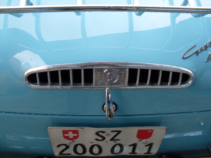 Pin Glas Goggomobil T 250 Limousine Photo Gallery Complete ...