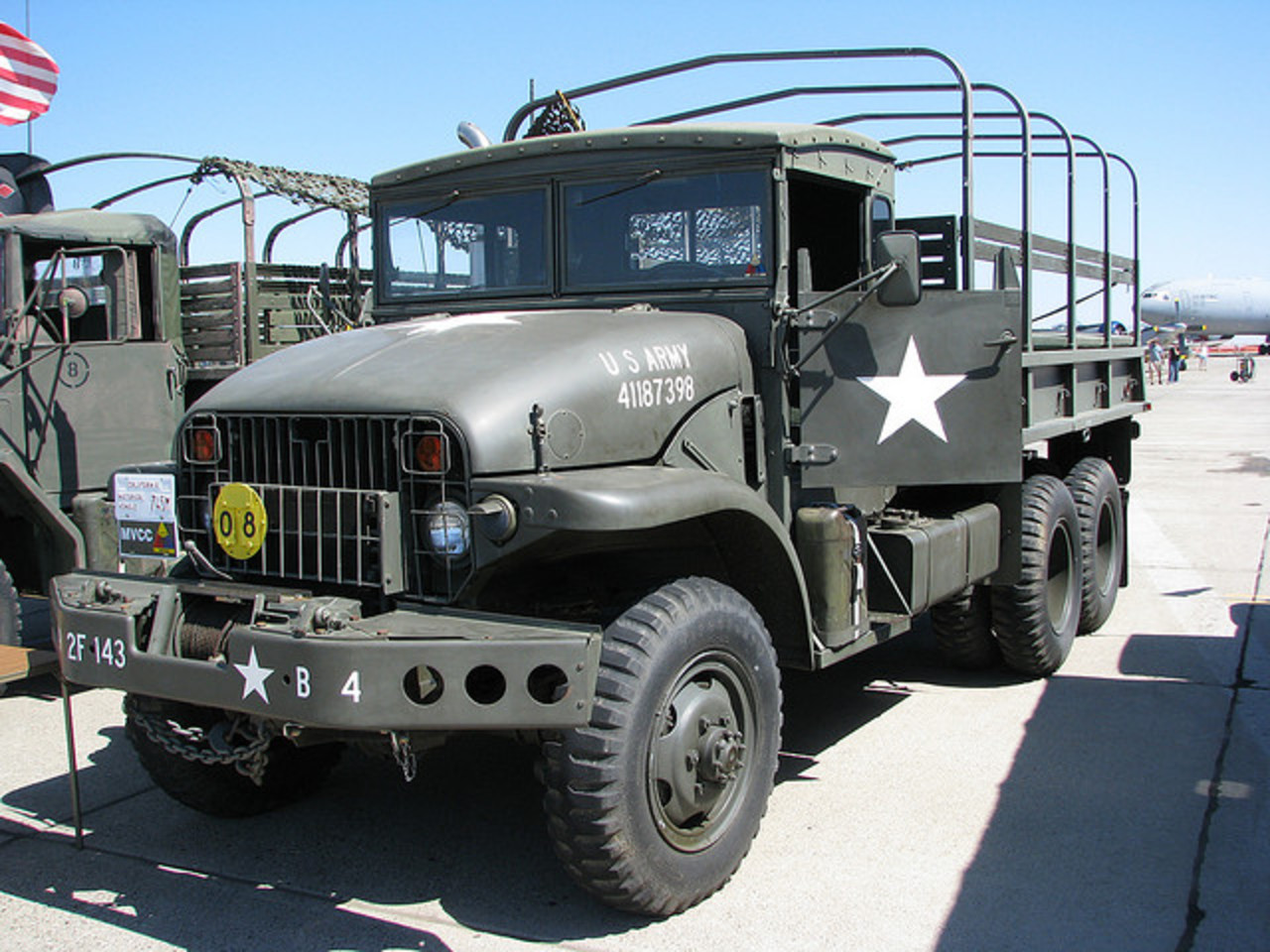 1953 GMC XM211 Truck '41187398' 1 | Flickr - Photo Sharing!