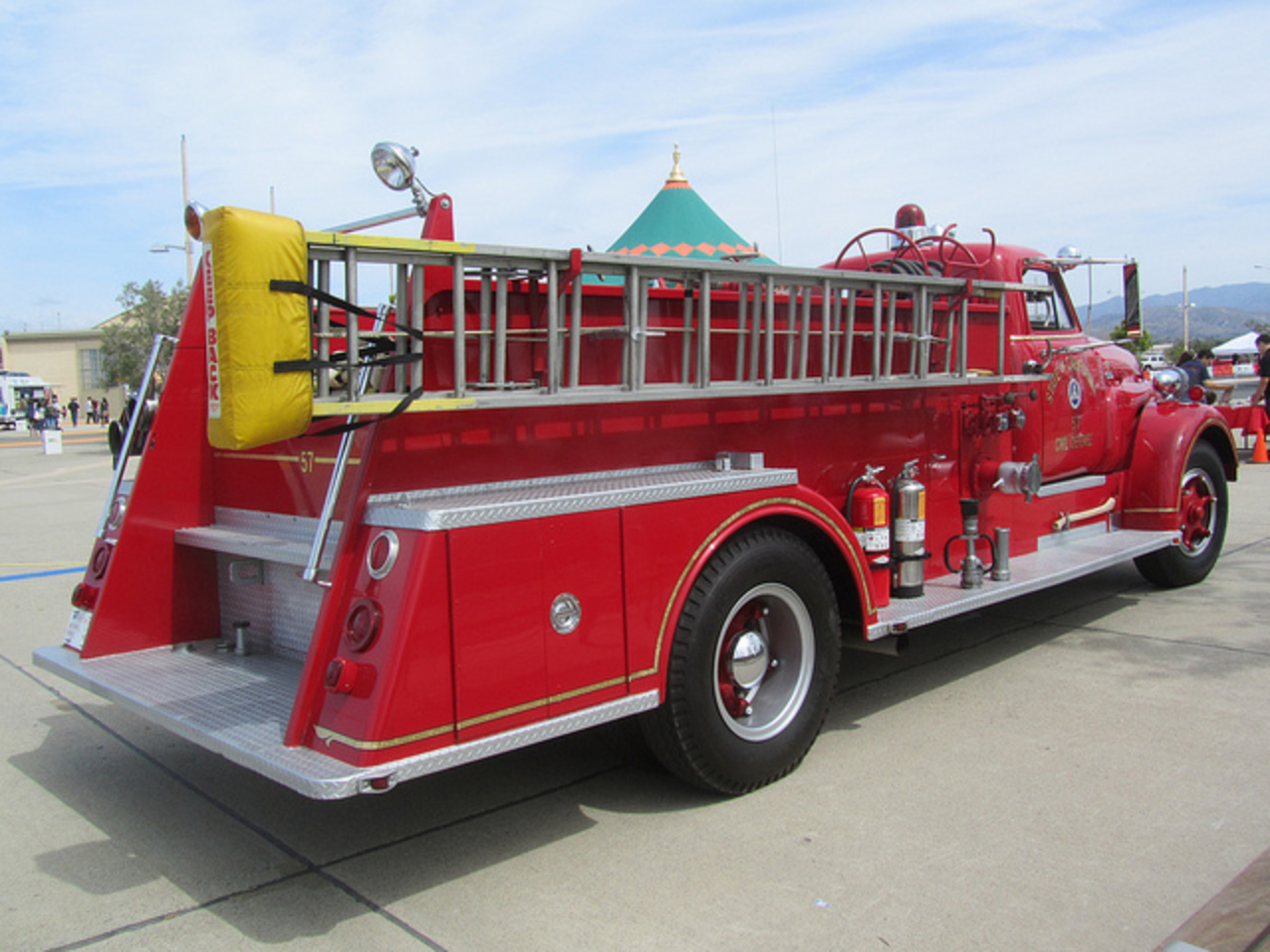 Flickr: The California Fire Apparatus & Stations Pool