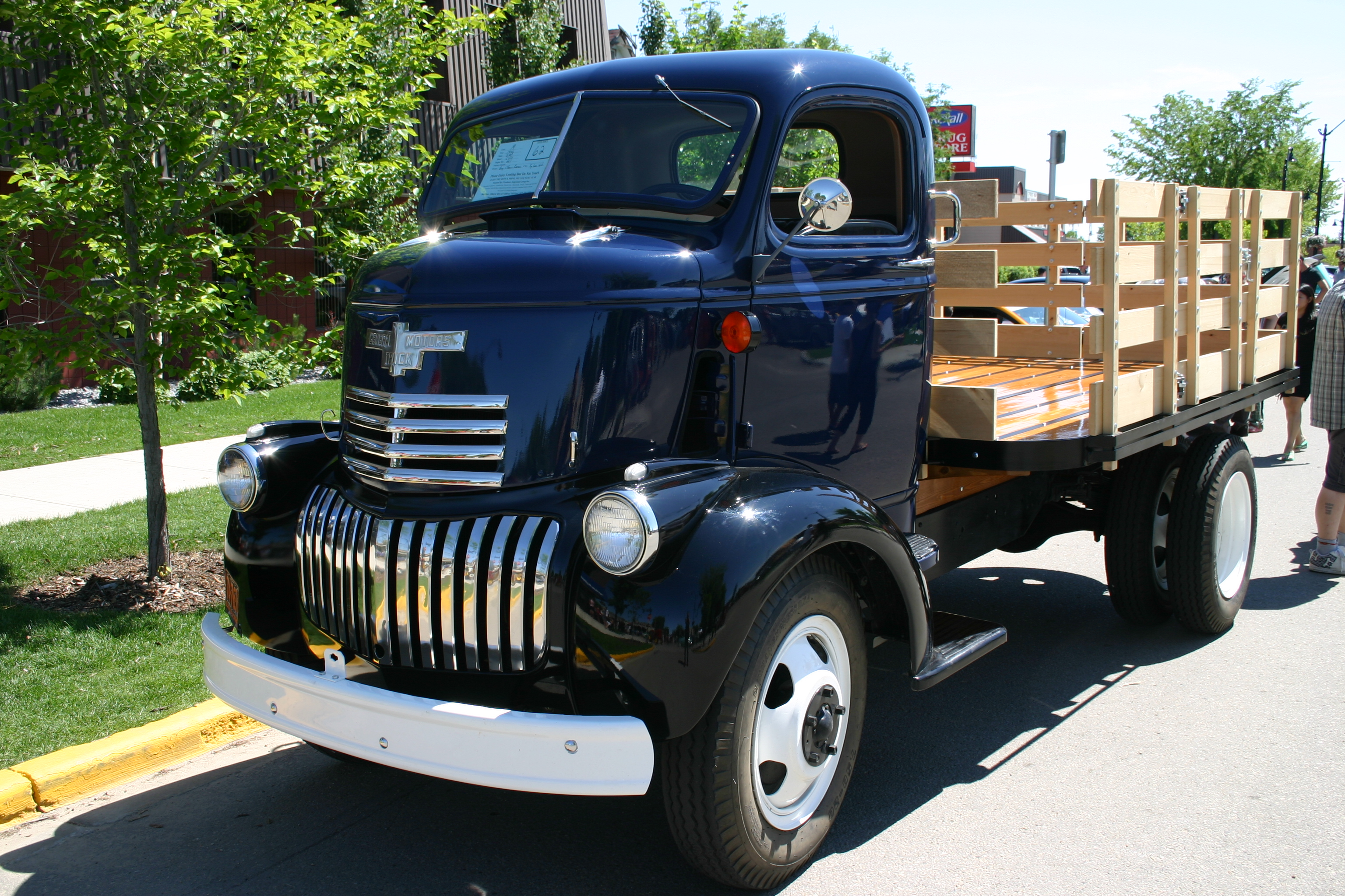 Topworldauto Photos Of Gmc Coe Photo Galleries 1941 Truck Another One I Really Got A Kick Out Was The