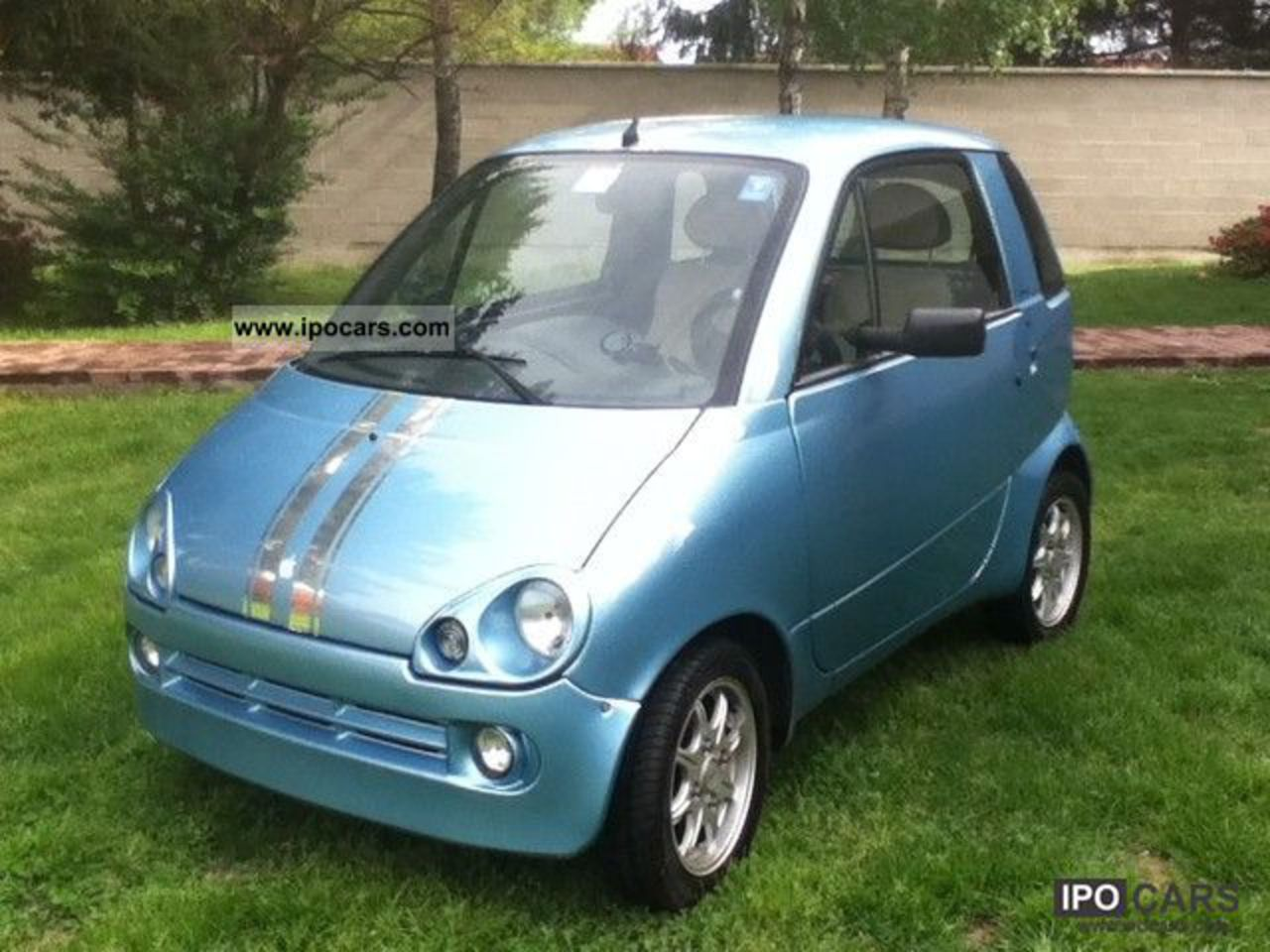 2002 Grecav EKE 505 XL - Car Photo and Specs
