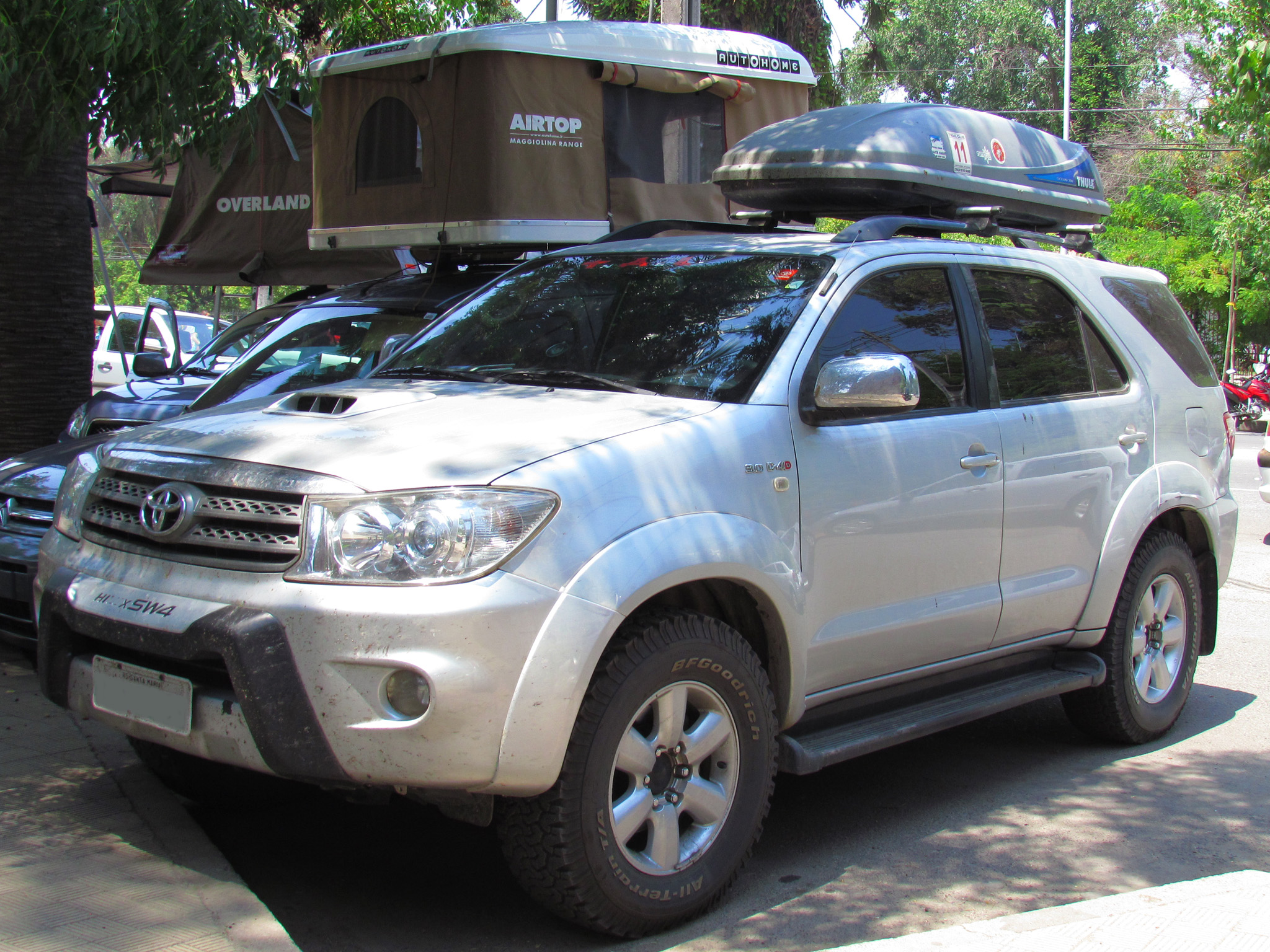 Toyota Hilux SW4 3.0 D-4D 2009 | Flickr - Photo Sharing!
