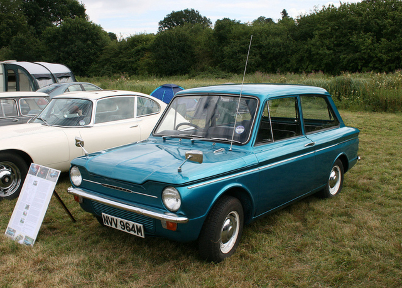 1974 Hillman Imp Deluxe | Flickr - Photo Sharing!