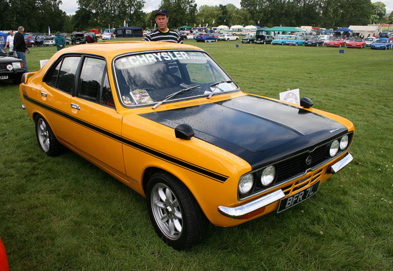 1973 Hillman Avenger Tiger II | Flickr - Photo Sharing!