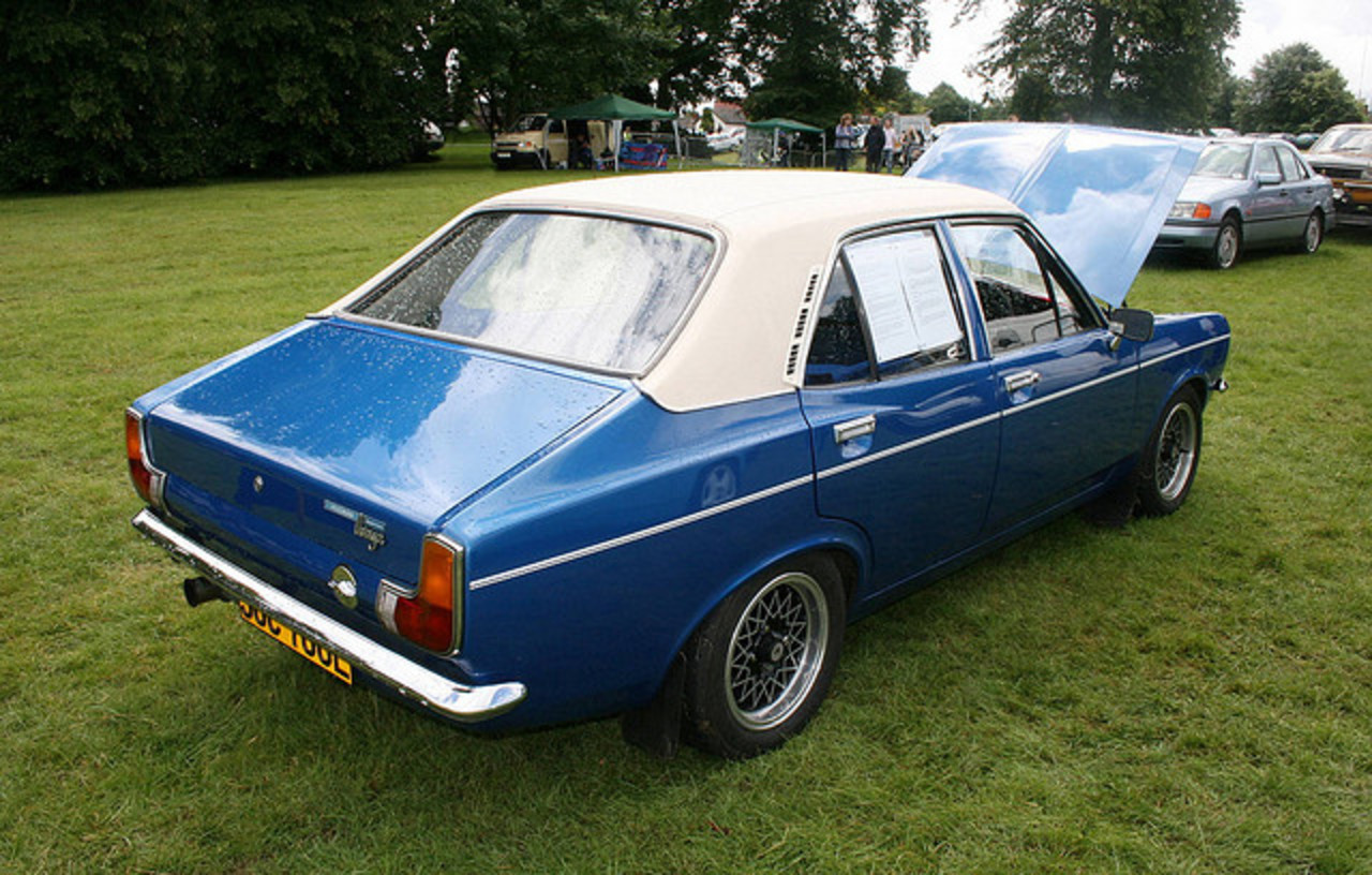 Hillman Avenger 'Top Hat Special' | Flickr - Photo Sharing!
