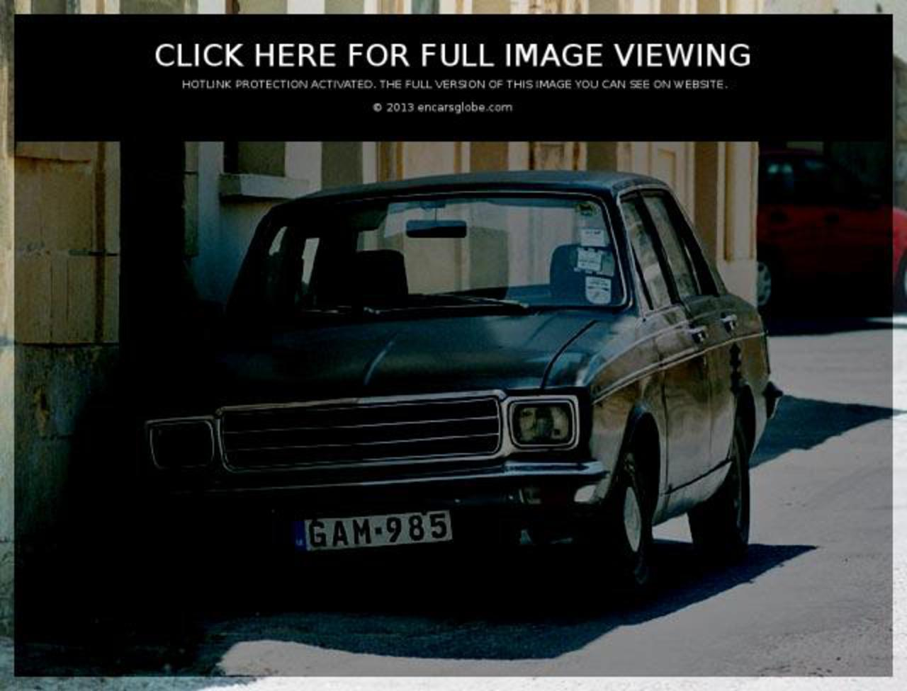 Hillman Super Minx sedan Photo Gallery: Photo #06 out of 9, Image ...