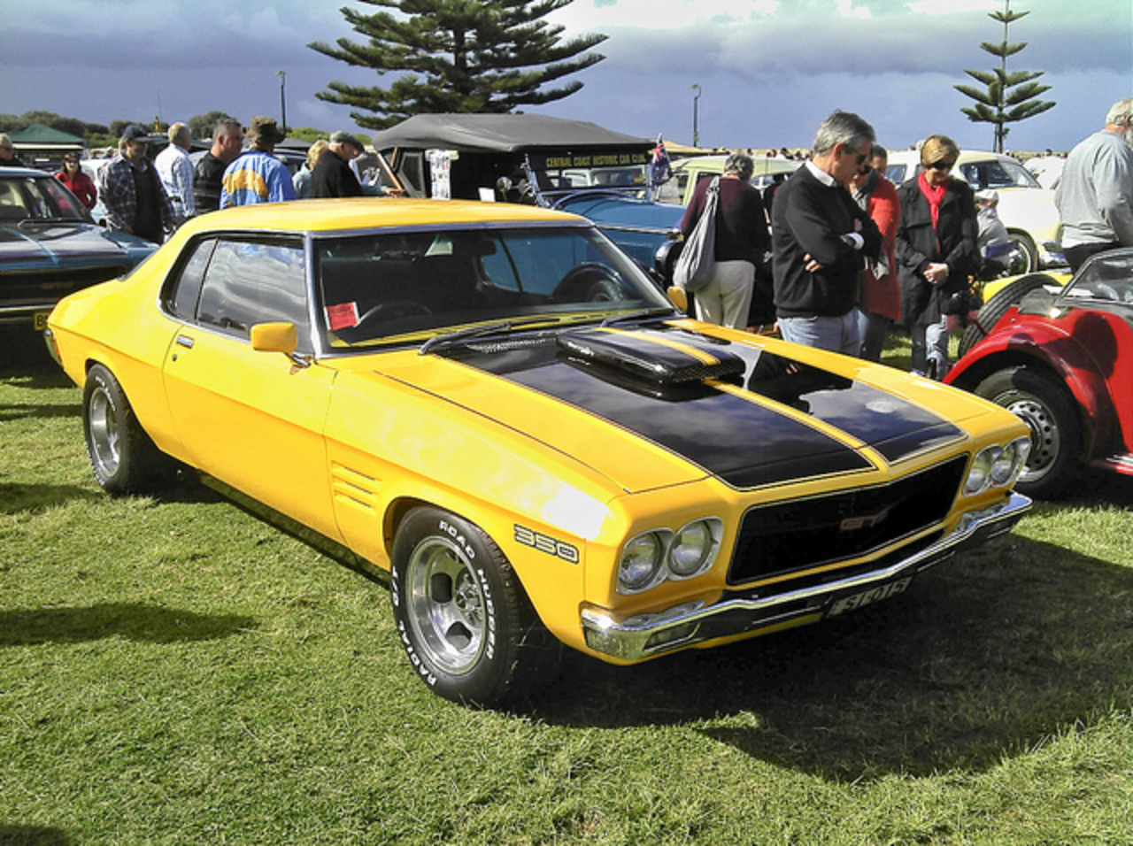 1972 Holden HQ Monaro GTS 350 Coupe | Flickr - Photo Sharing!