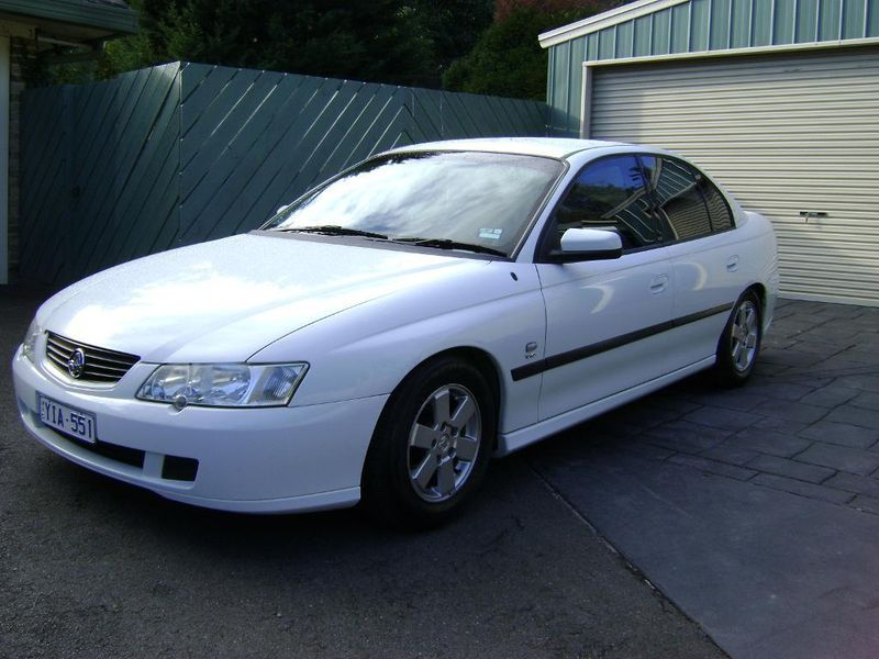 2002 Holden VY Commodore Acclaim | Cars, Vans & Utes | Gumtree ...