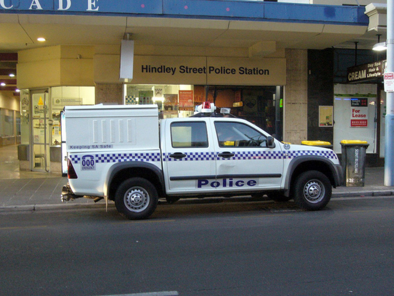 Holden Rodeo Police Ute | Flickr - Photo Sharing!