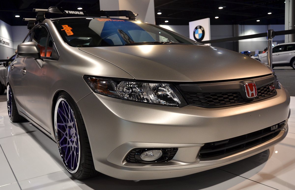 Tjin Edition 2012 Honda Civic SI | Flickr - Photo Sharing!