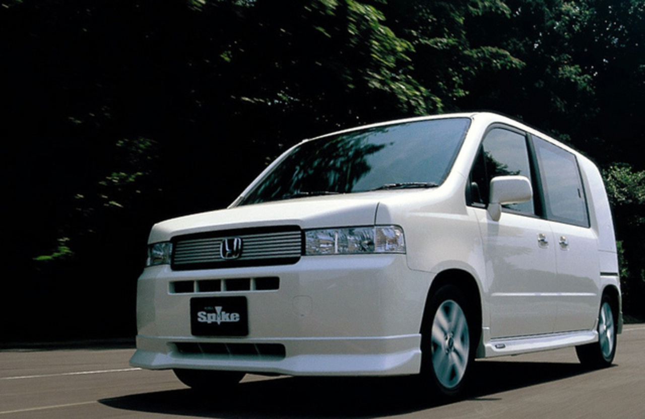 Honda Mobilio Spike Publicity Picture 2002 | Flickr - Photo Sharing!