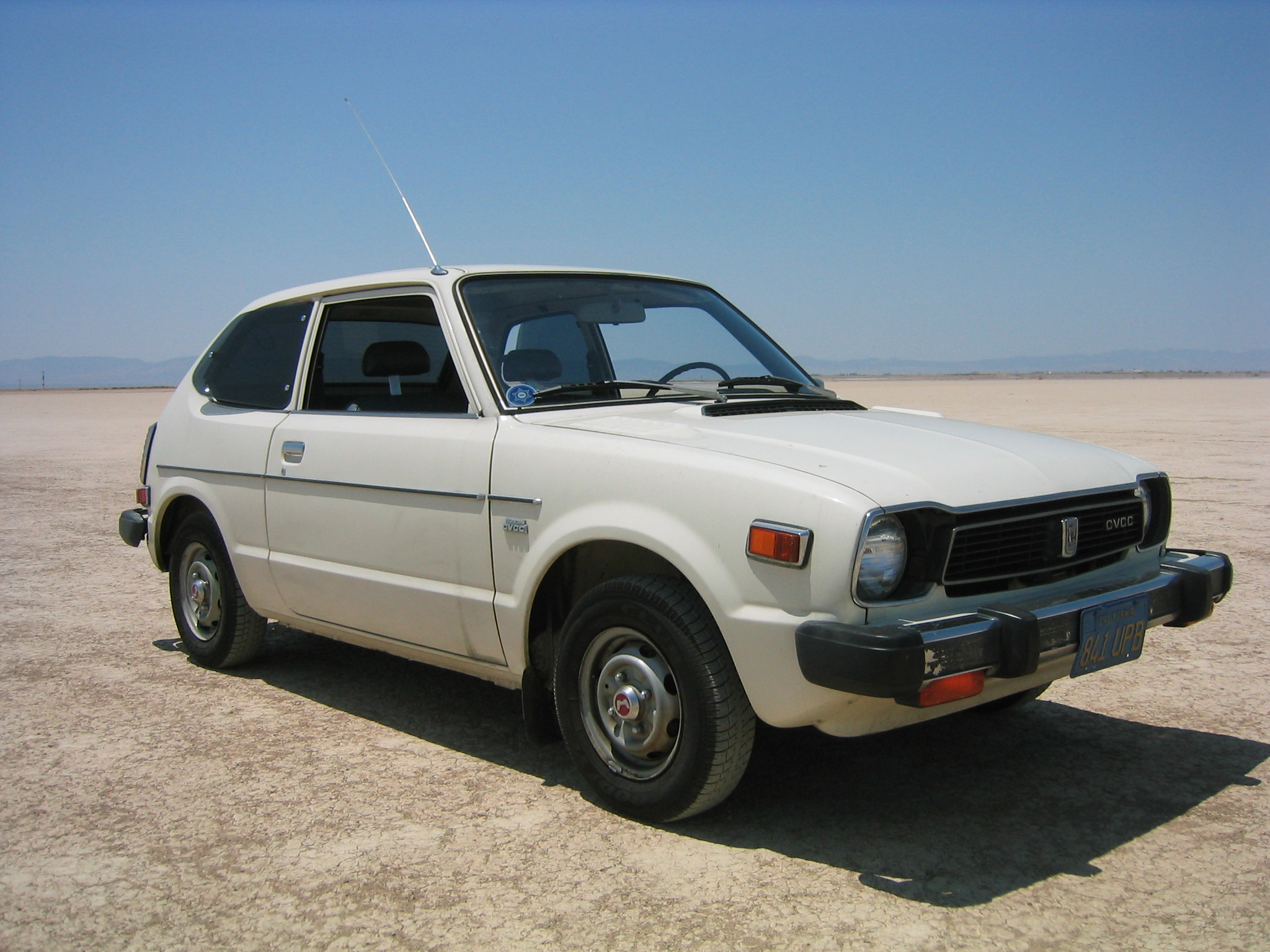 1978 Honda Civic CVCC | Flickr - Photo Sharing!