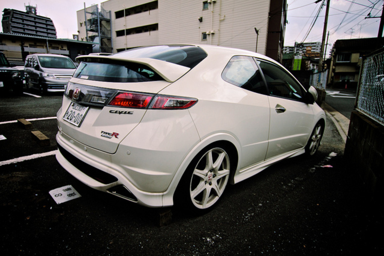 2010 Honda Civic Type R (Euro - FN2) | Flickr - Photo Sharing!