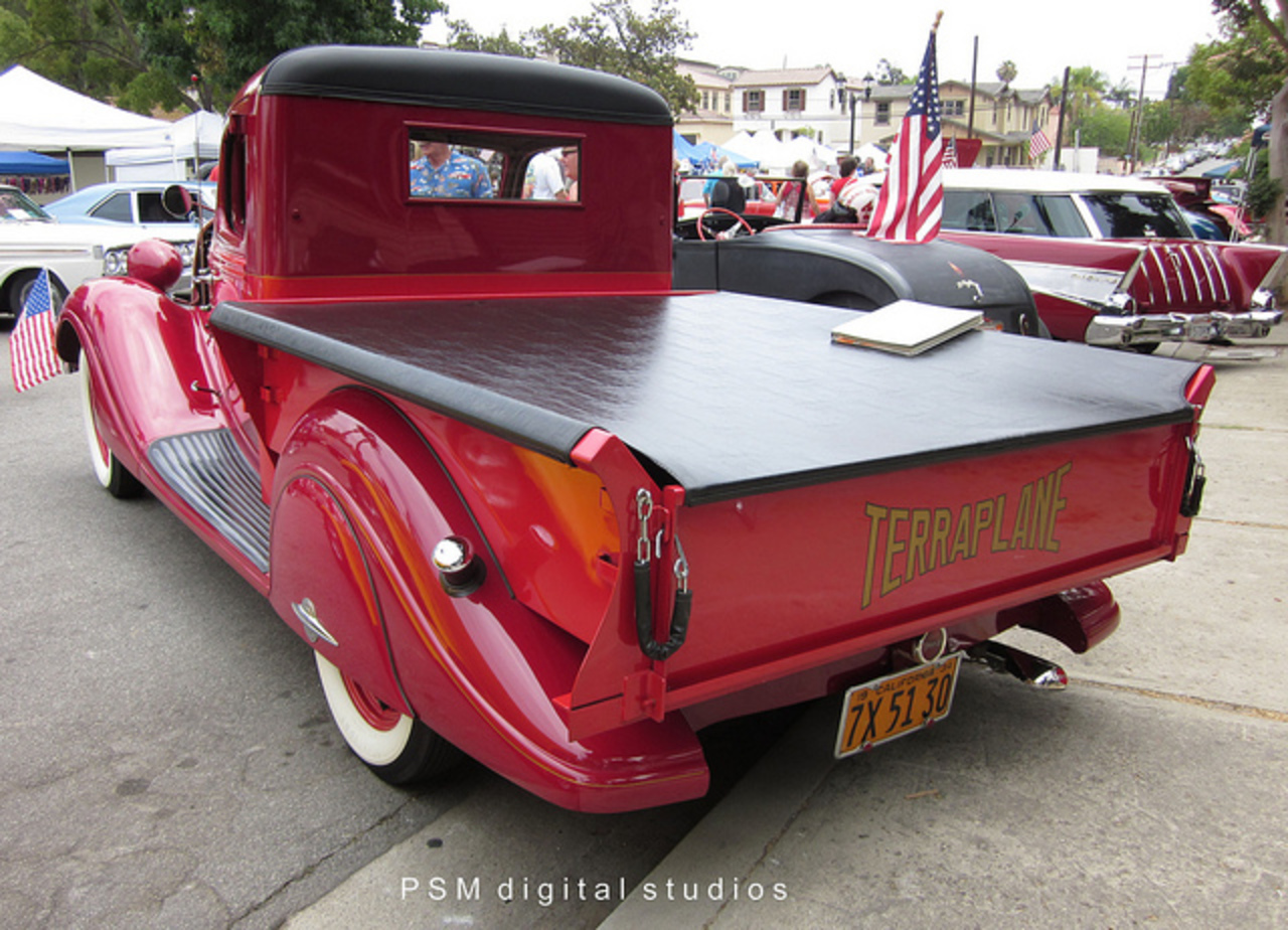 1934 Hudson Terraplane Pick-Up Truck | Flickr - Photo Sharing!