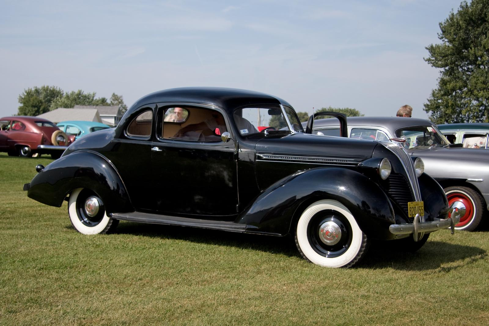 1937 Hudson Terraplane | Flickr - Photo Sharing!