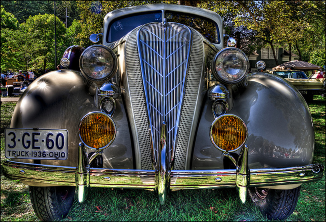 1936 Hudson Terraplane | Flickr - Photo Sharing!