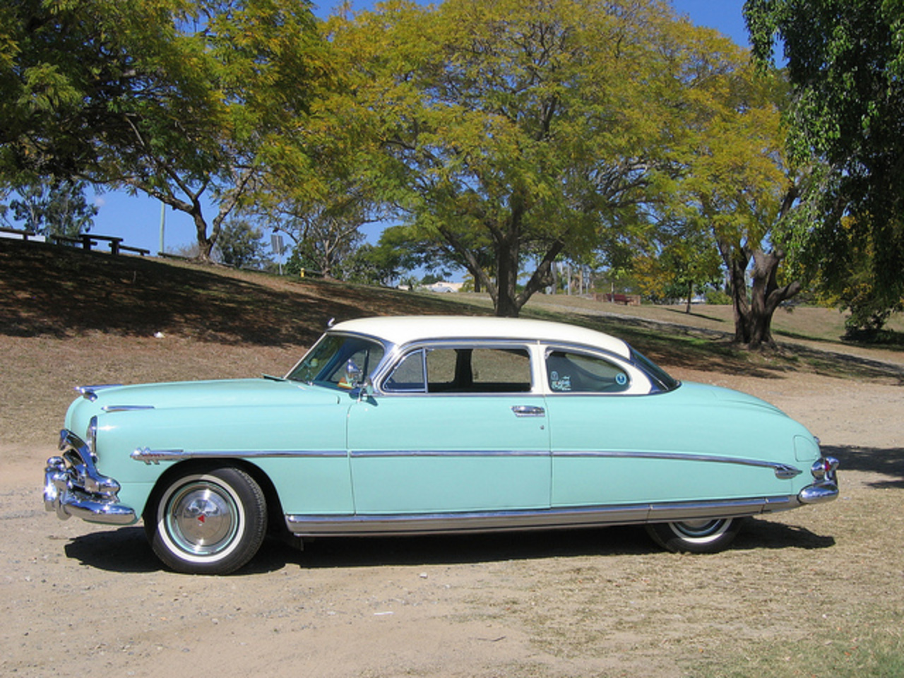 1953 Hudson Hornet Coupe | Flickr - Photo Sharing!