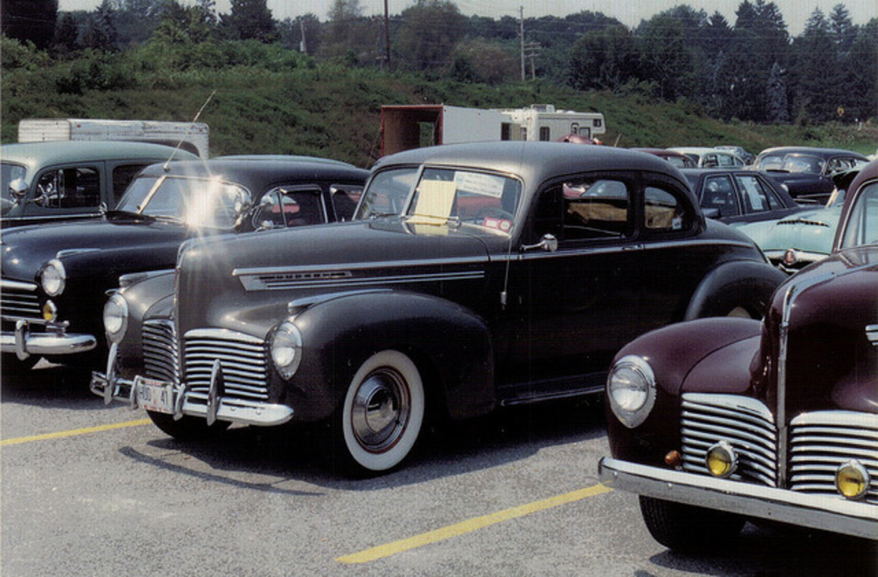 41 Hudson Super Six Club Coupe | Flickr - Photo Sharing!