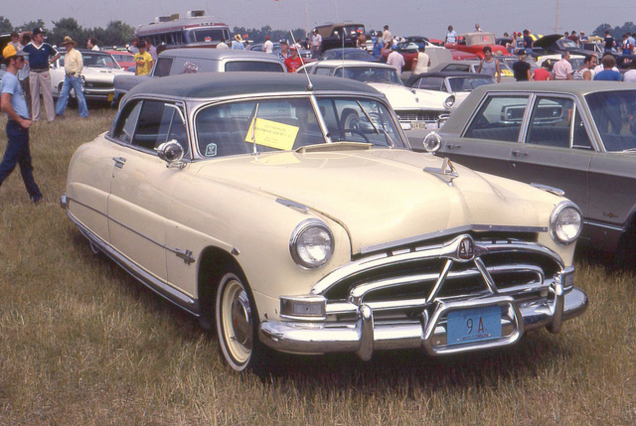 1951 Hudson Hornet Hollywood hardtop | Flickr - Photo Sharing!