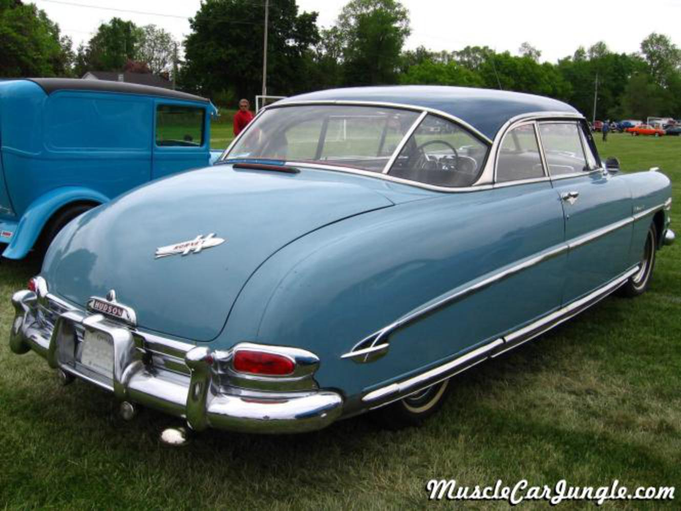 1952 Hudson Hornet Hollywood Rear Side