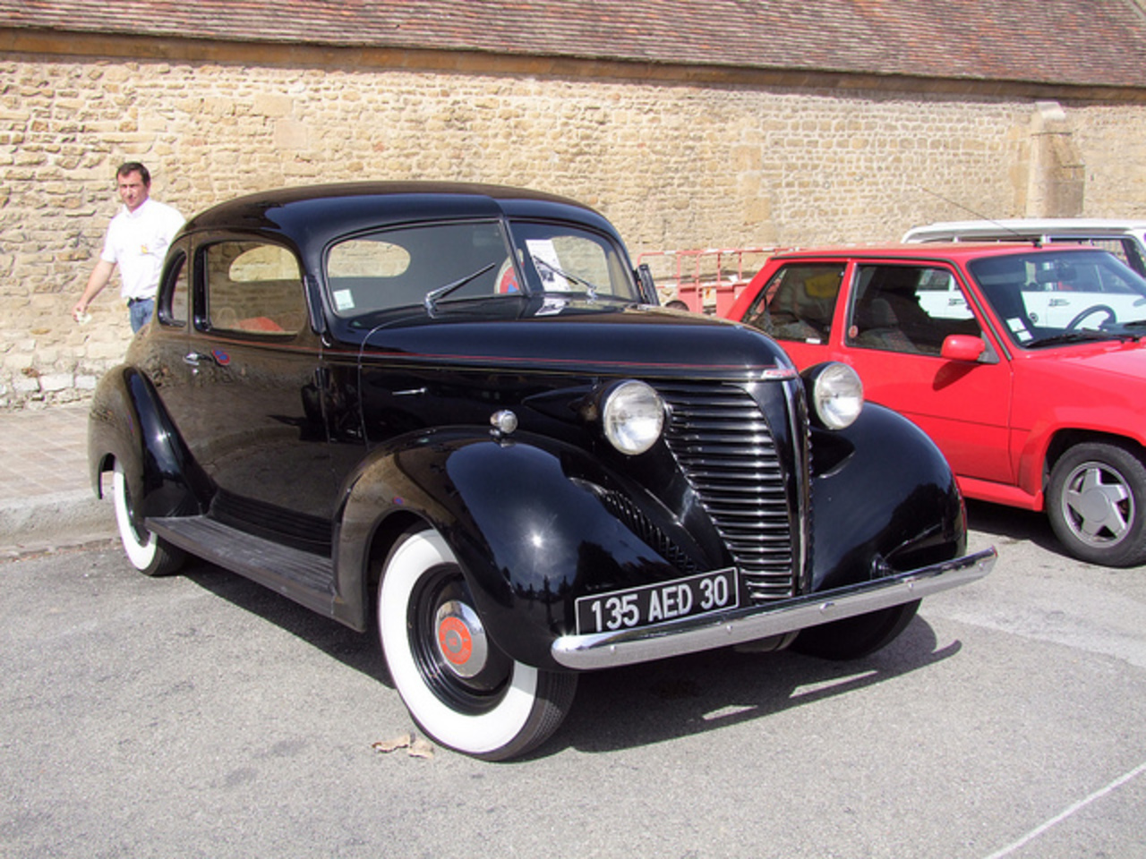 Hudson 112 Coupe: Photo #
