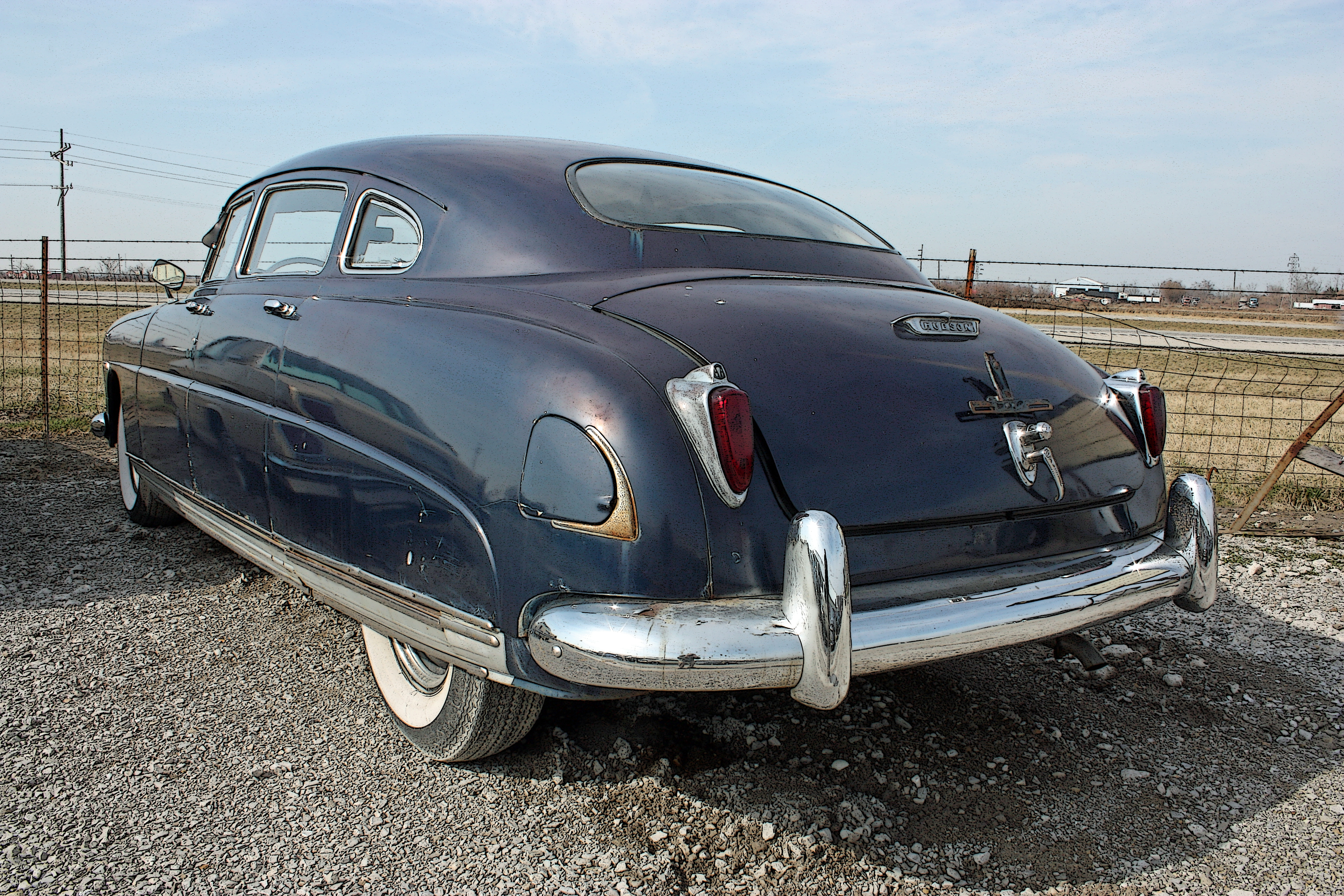 1949 Hudson Commodore Eight Sedan (7 of 7) | Flickr - Photo Sharing!