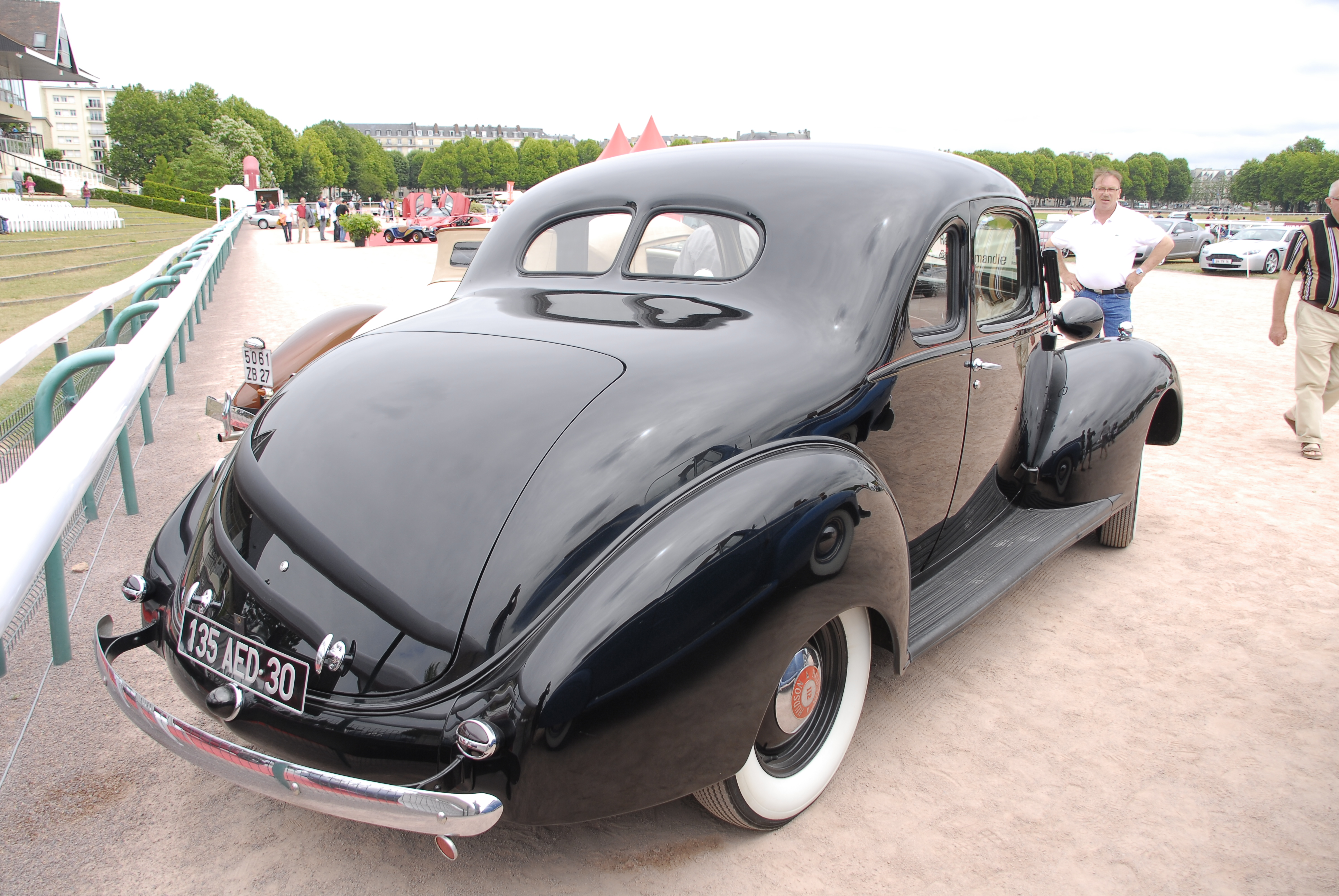 1938 hudson 112 coupé | Flickr - Photo Sharing!