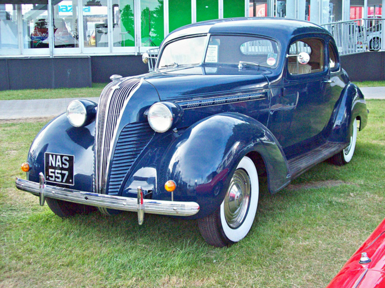 271 Hudson Terraplane Utility Coupe (1937) | Flickr - Photo Sharing!