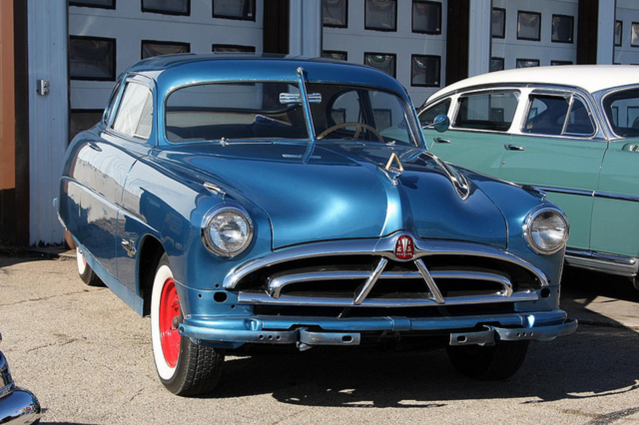 1951 Hudson Hornet Club Coupe | Flickr - Photo Sharing!