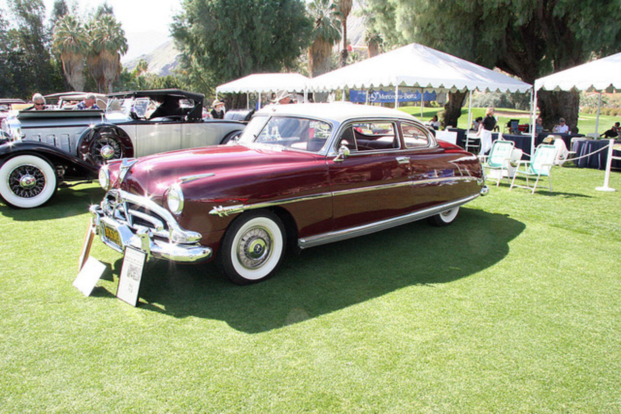 Hudson Hornet Club Coupe 1952 | Flickr - Photo Sharing!