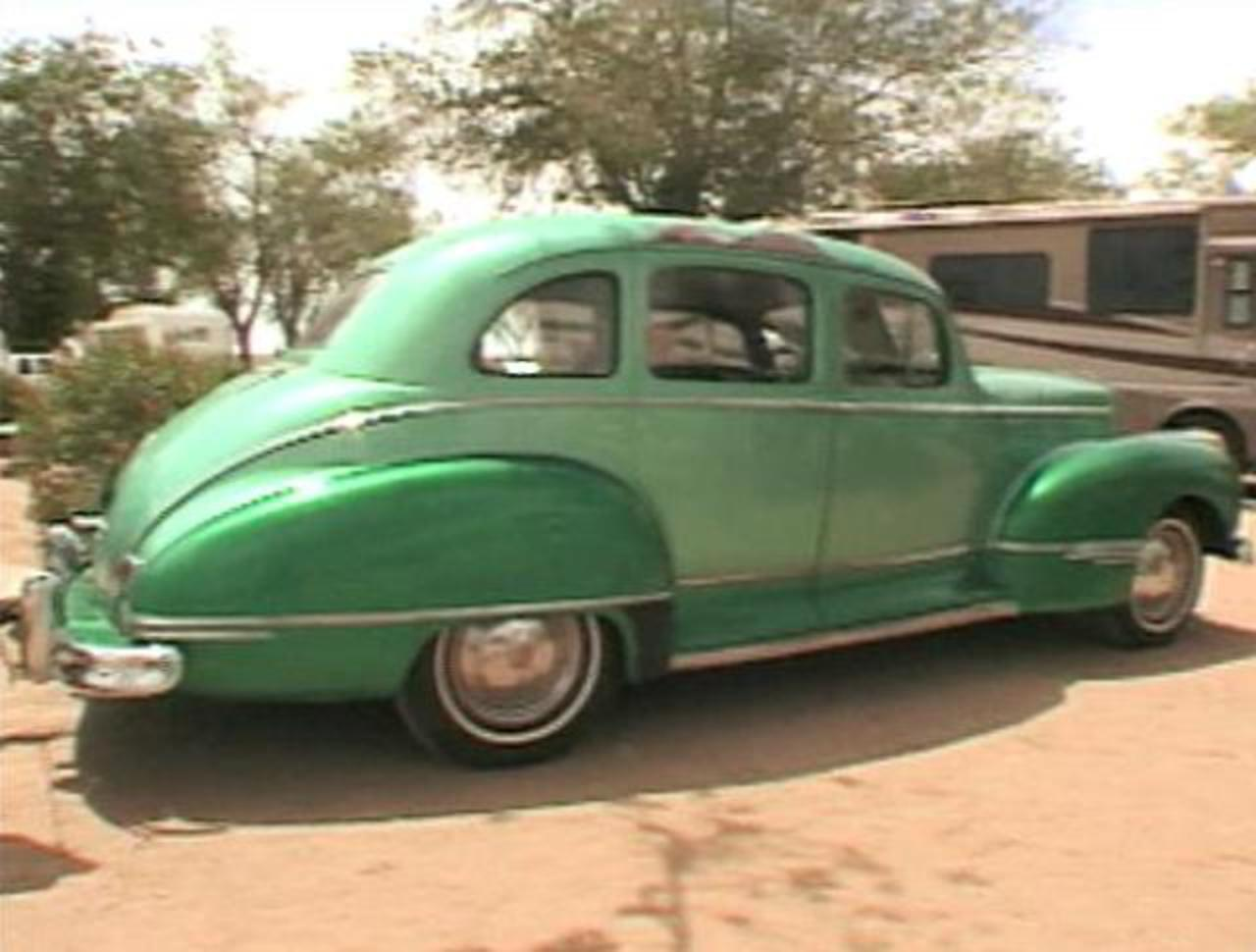 "IMCDb.org: 1946 Hudson Commodore Eight in ""Cars on Route 66, 2006"""