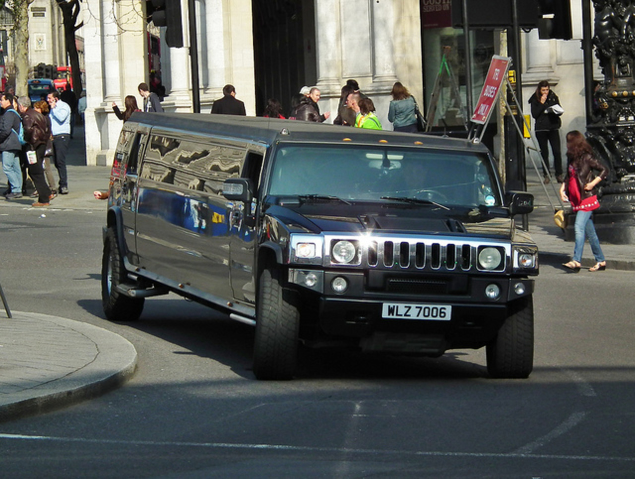 Hummer H2 Limo | Flickr - Photo Sharing!