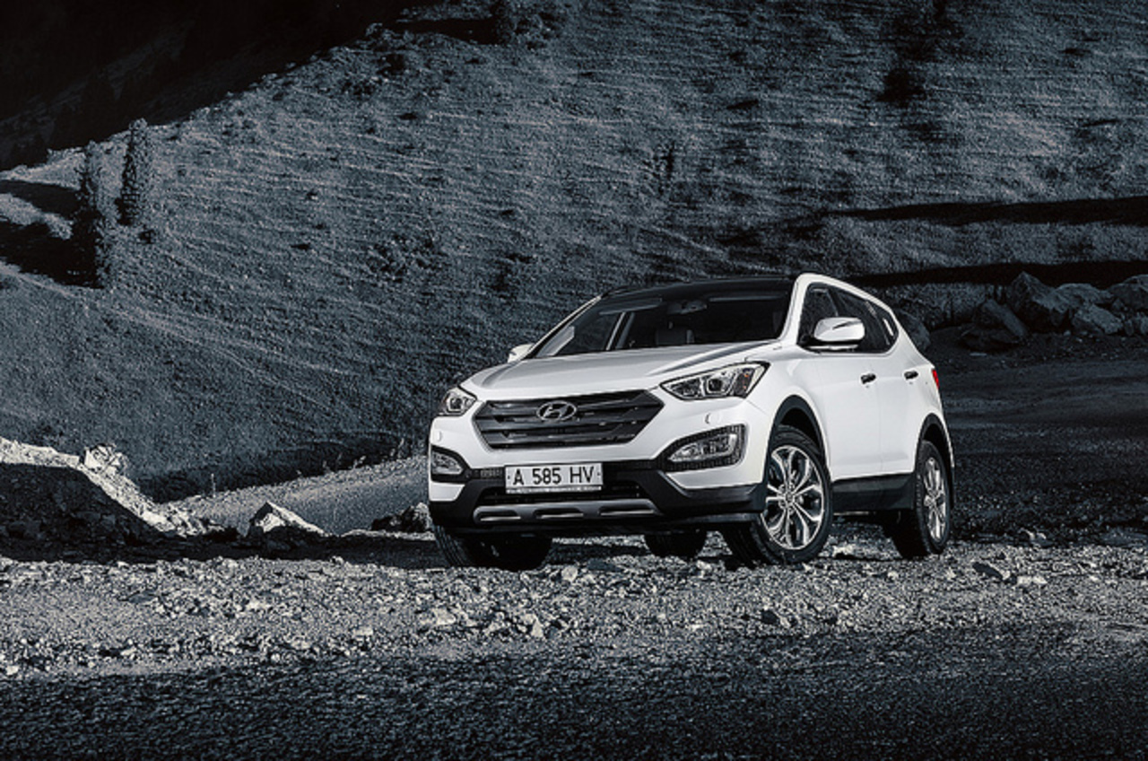 Hyundai Santa Fe 2013 | Flickr - Photo Sharing!
