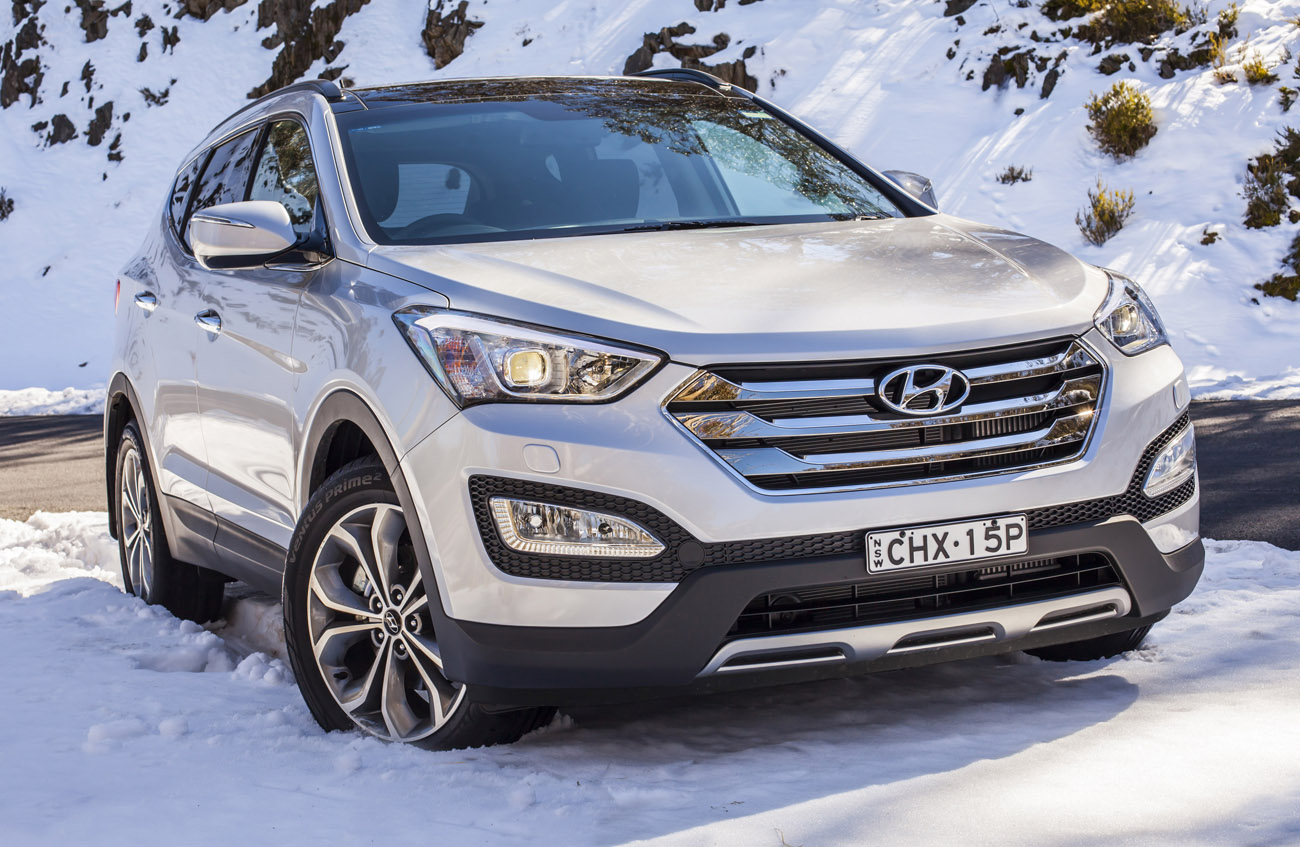 2013 Hyundai Santa Fe SUV Launched In Australia | Reviews | Prices ...