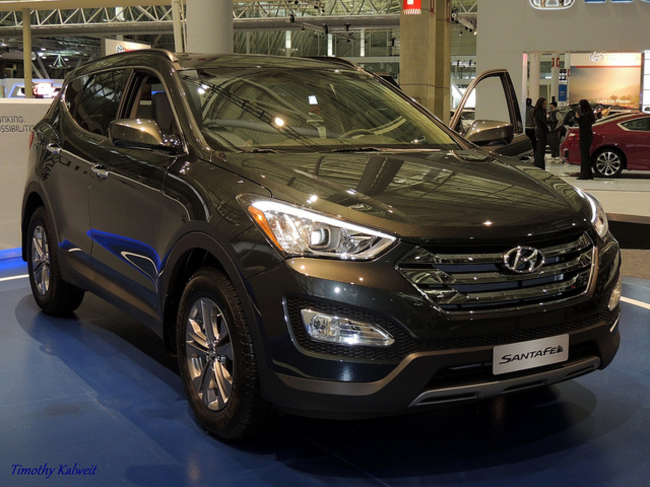2013 Hyundai Santa Fe | Flickr - Photo Sharing!
