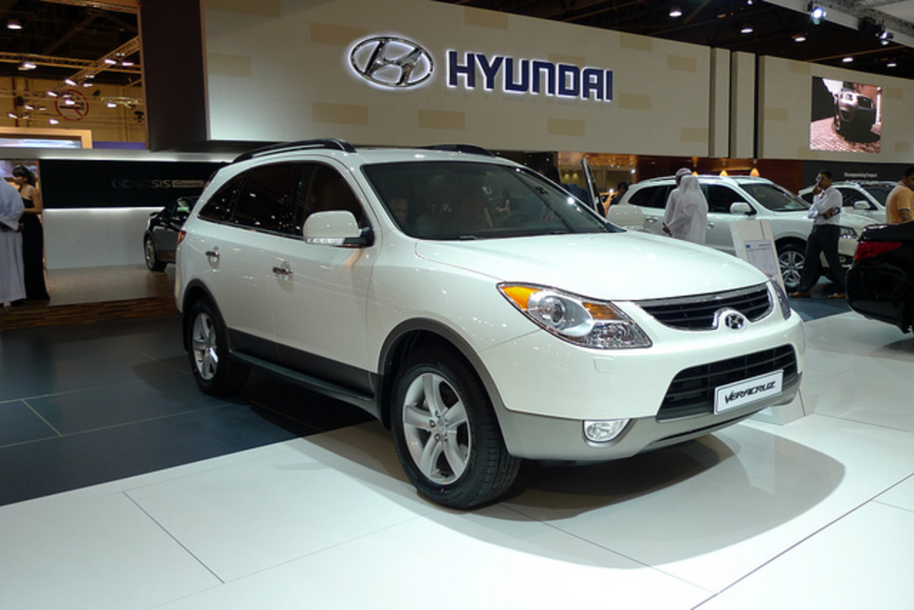 Hyundai Veracruz | Flickr - Photo Sharing!
