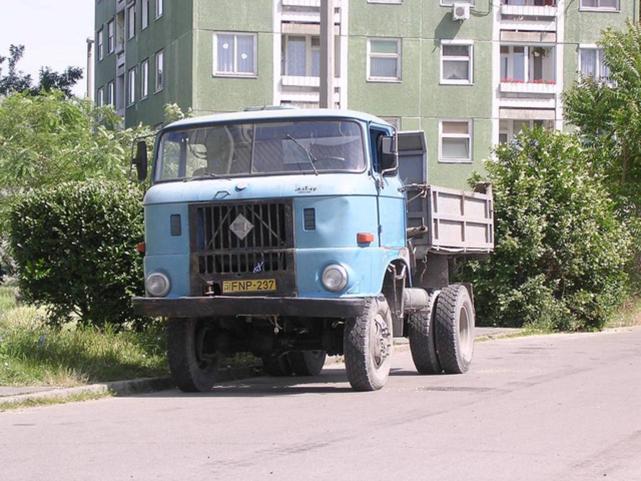 IFA W50 Szeged Hungary June 2005 f | Flickr - Photo Sharing!