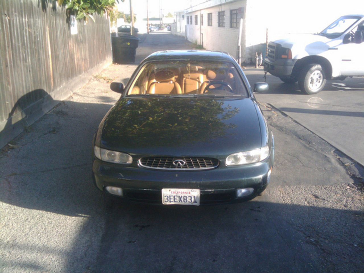 Infiniti J30 Sedan - Drives Great! Leather, Power Everything ...