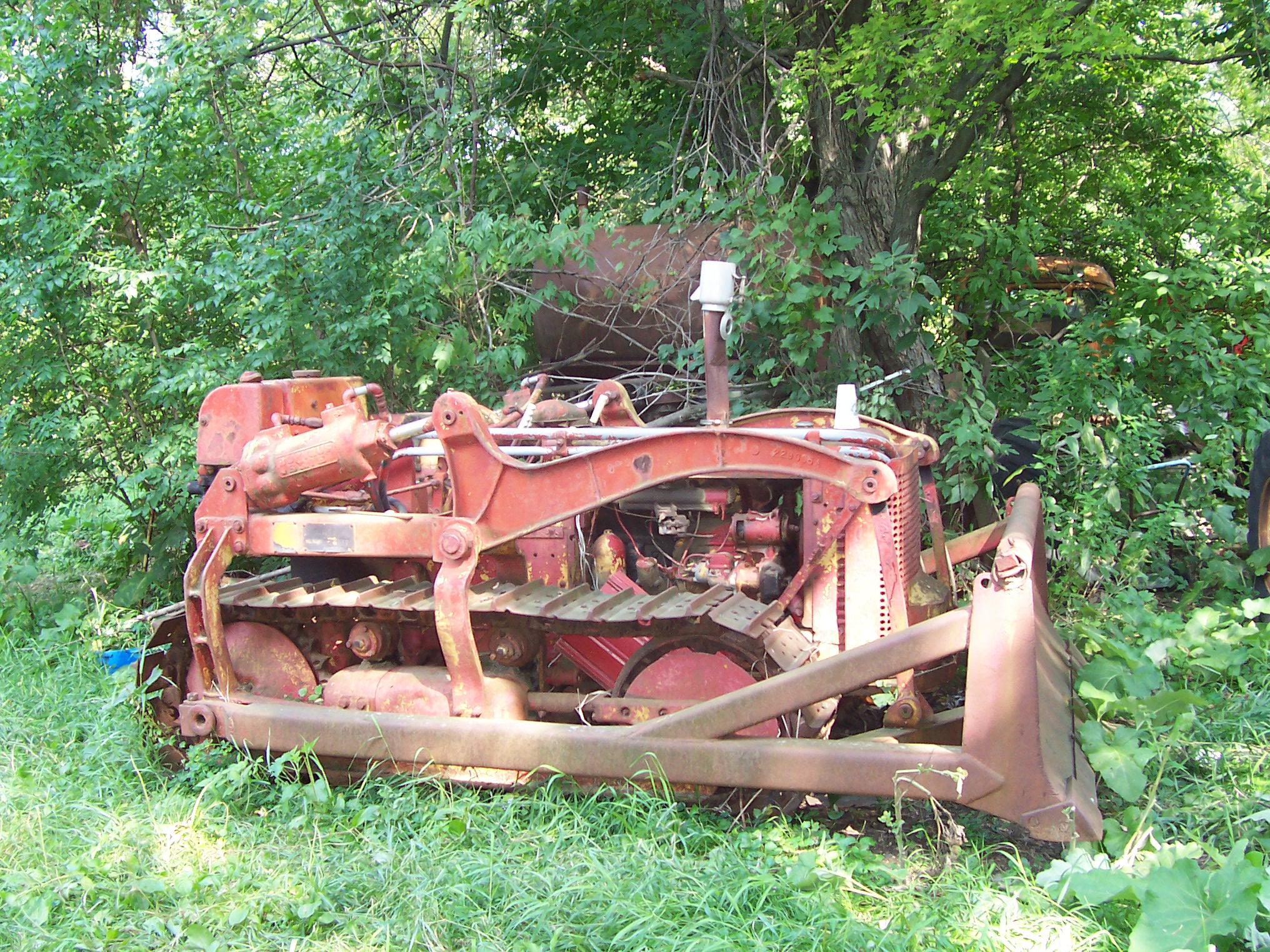 Mccormick Ih International Harvester Farmall M Pedal Tractor Rare Car