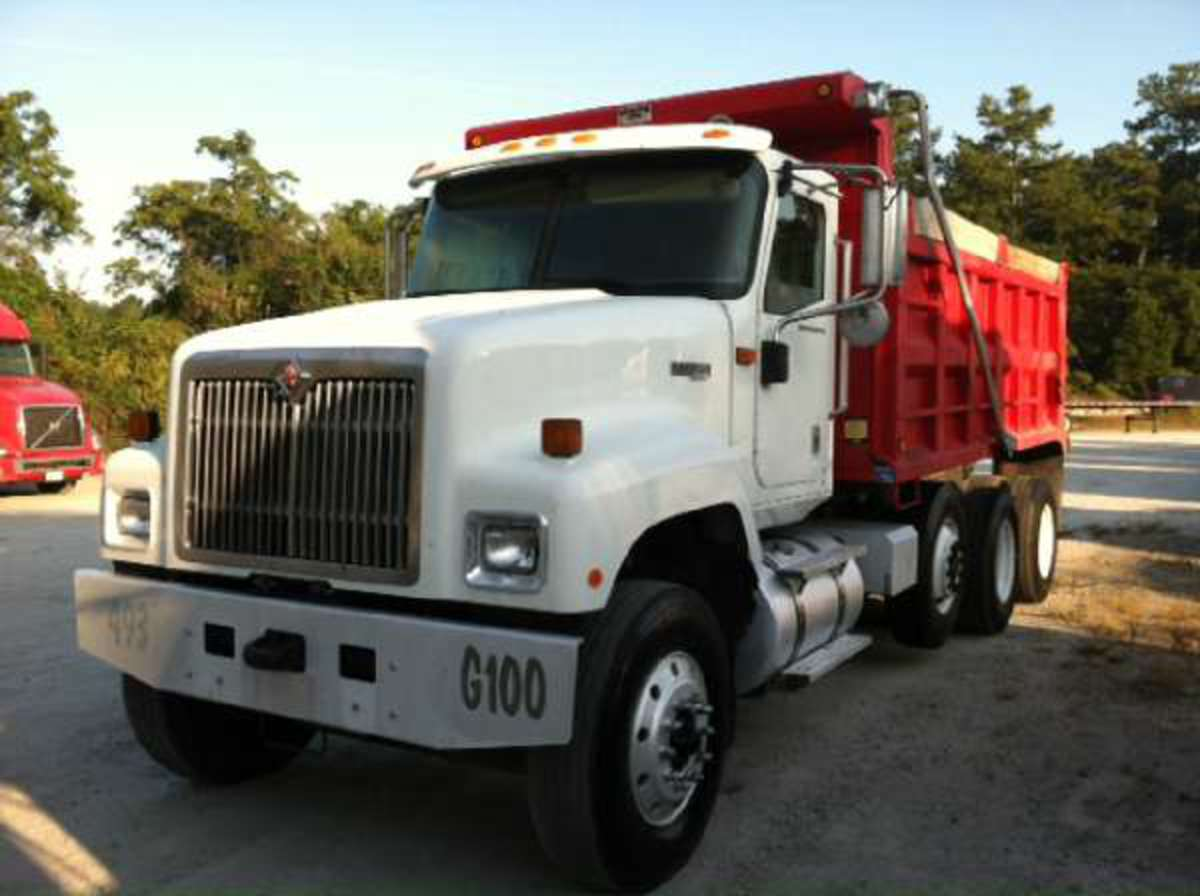 2007 International Paystar 5500i Dump Trucks from Bunch Truck ...